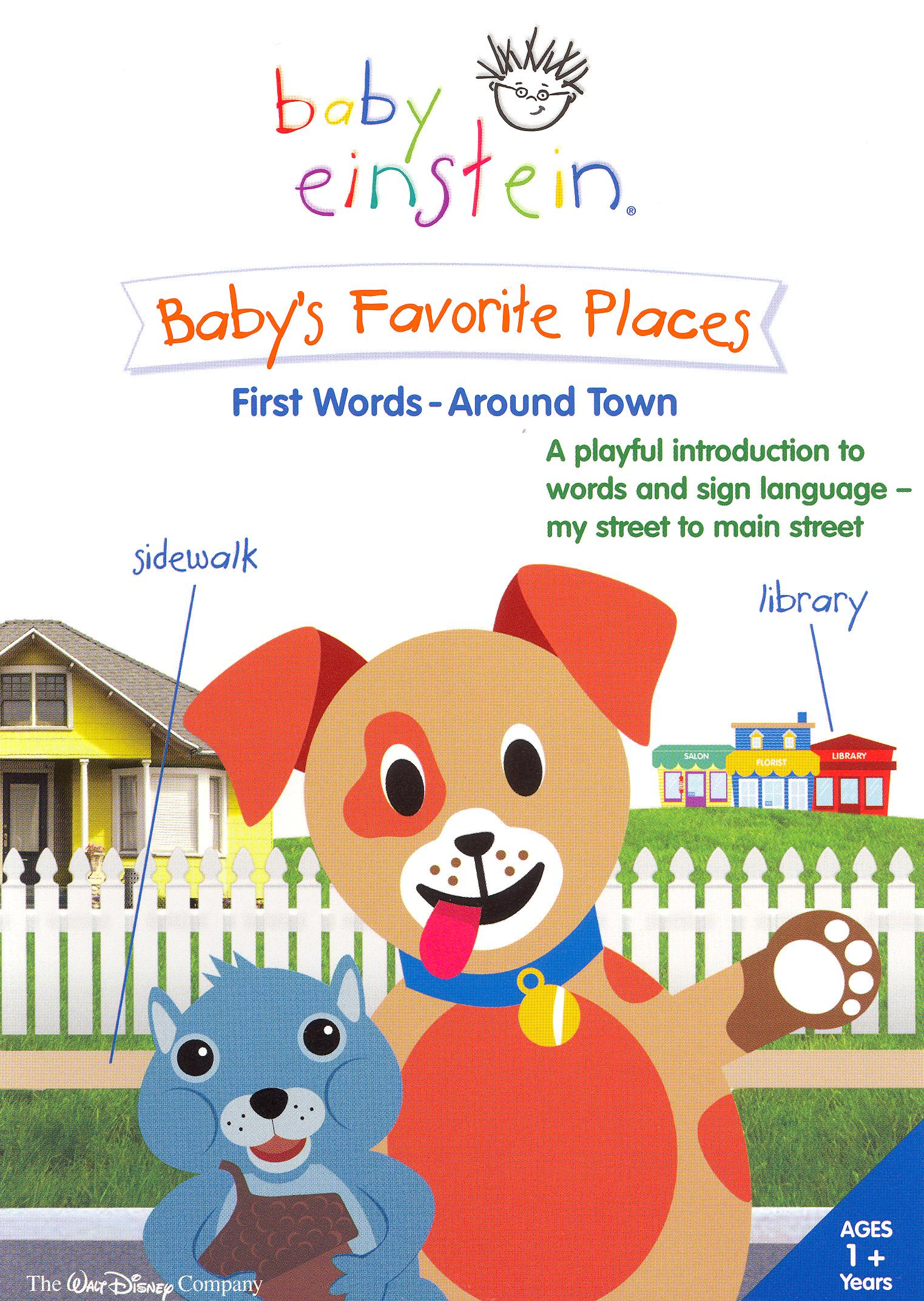 Baby Einstein: Baby's Favorite Places