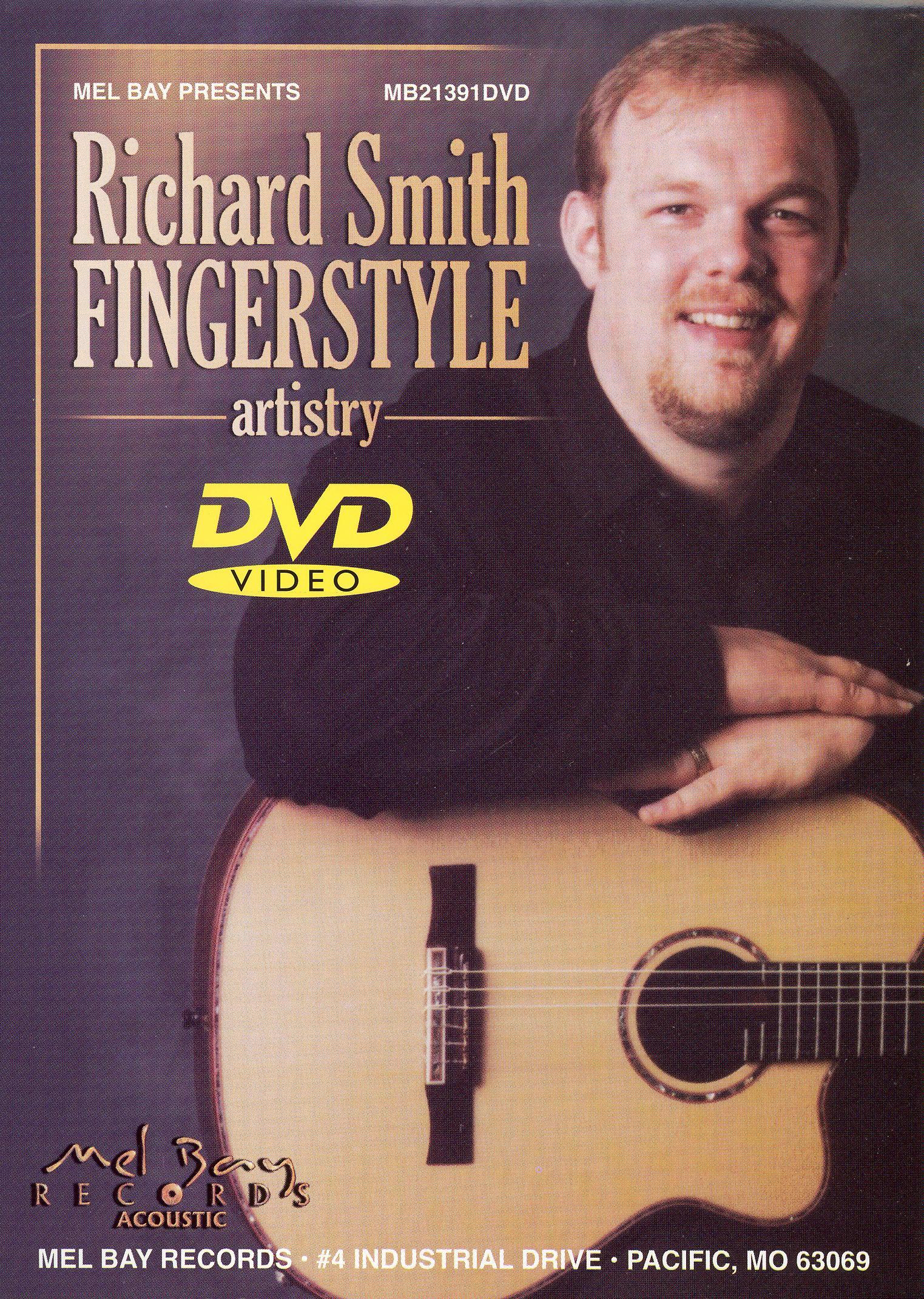 Richard Smith: Fingerstyle Artistry