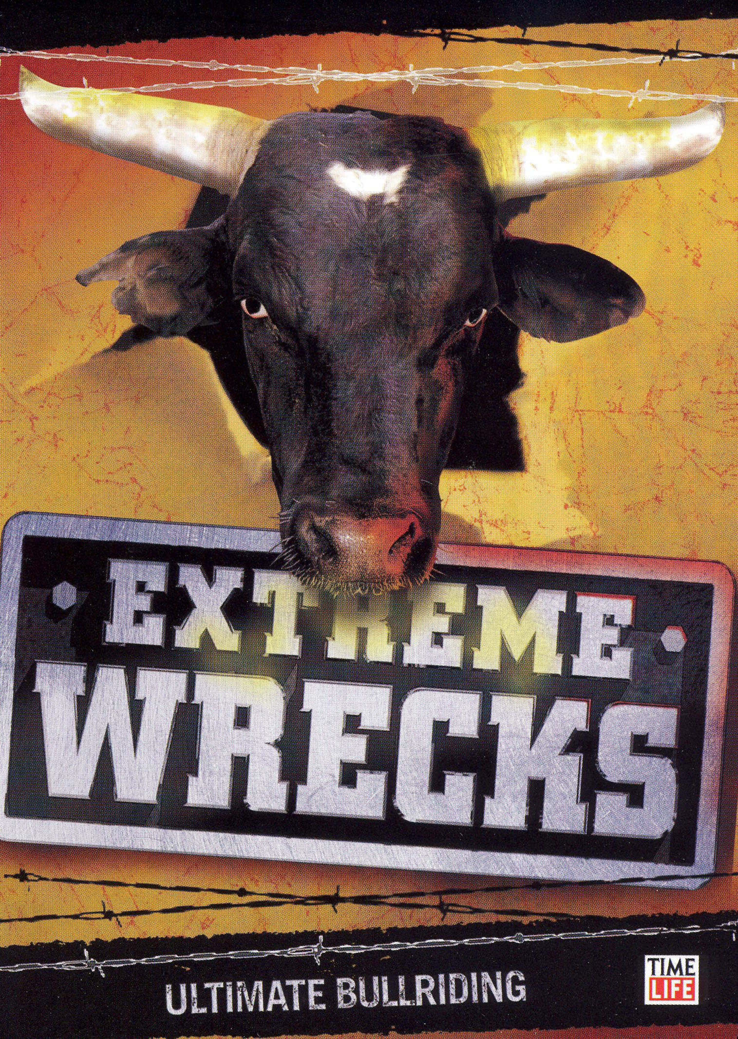 Ultimate Bull Riding: Extreme Wrecks
