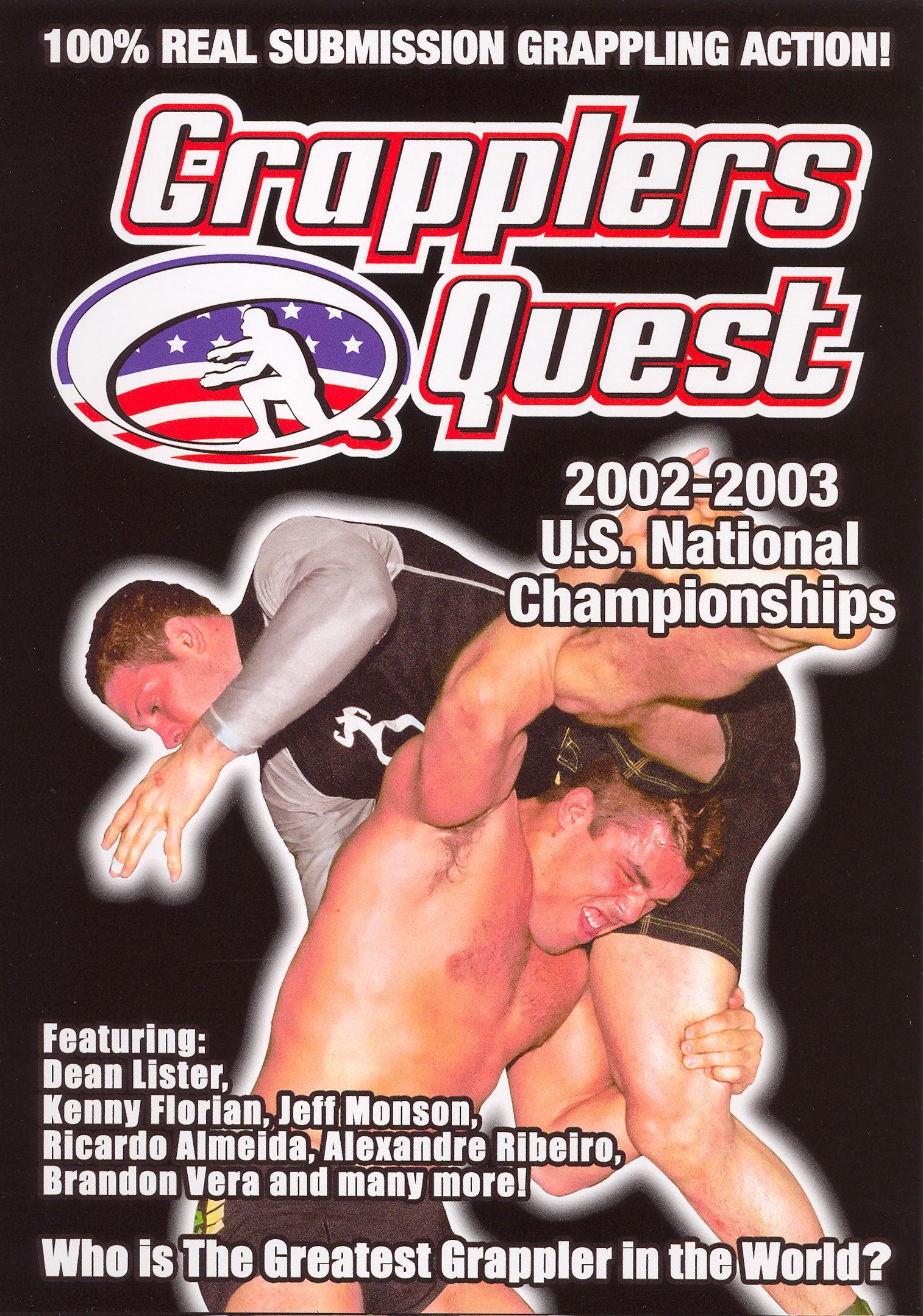 Grapplers Quest: 2002-2003 U.S. Nationals