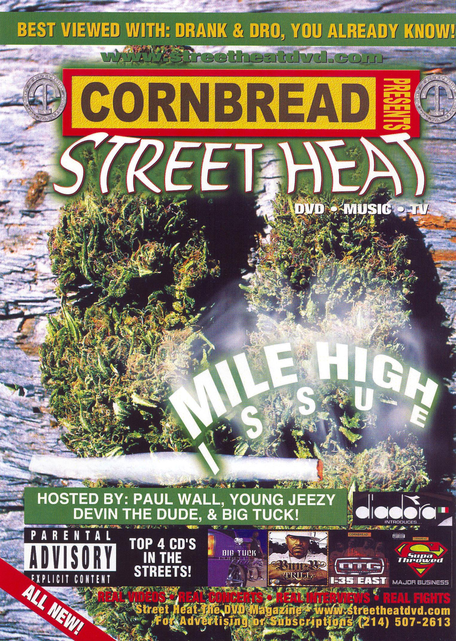 Cornbread Presents Street Heat: Mile High