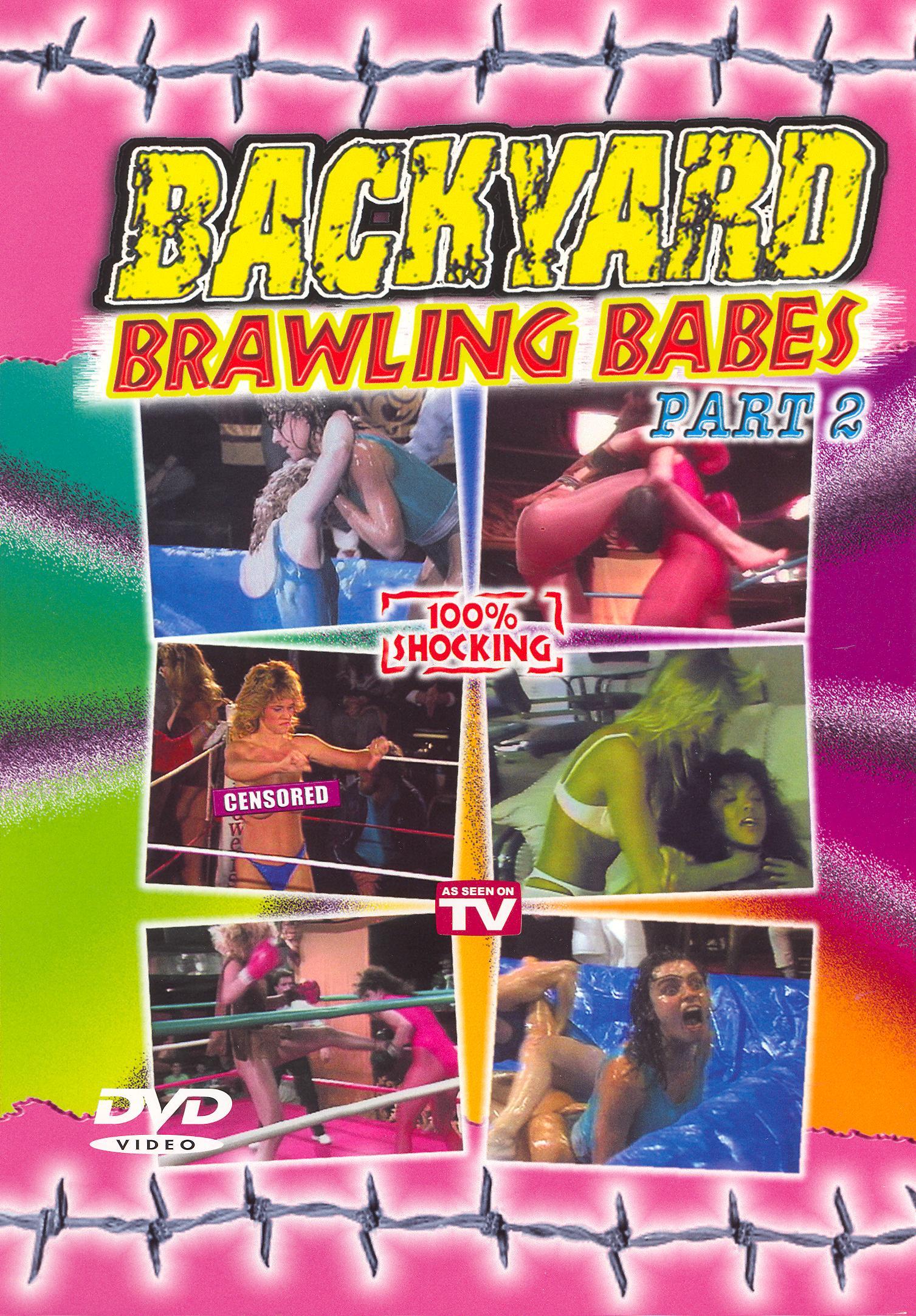 Backyard Brawling Babes, Vol. 2