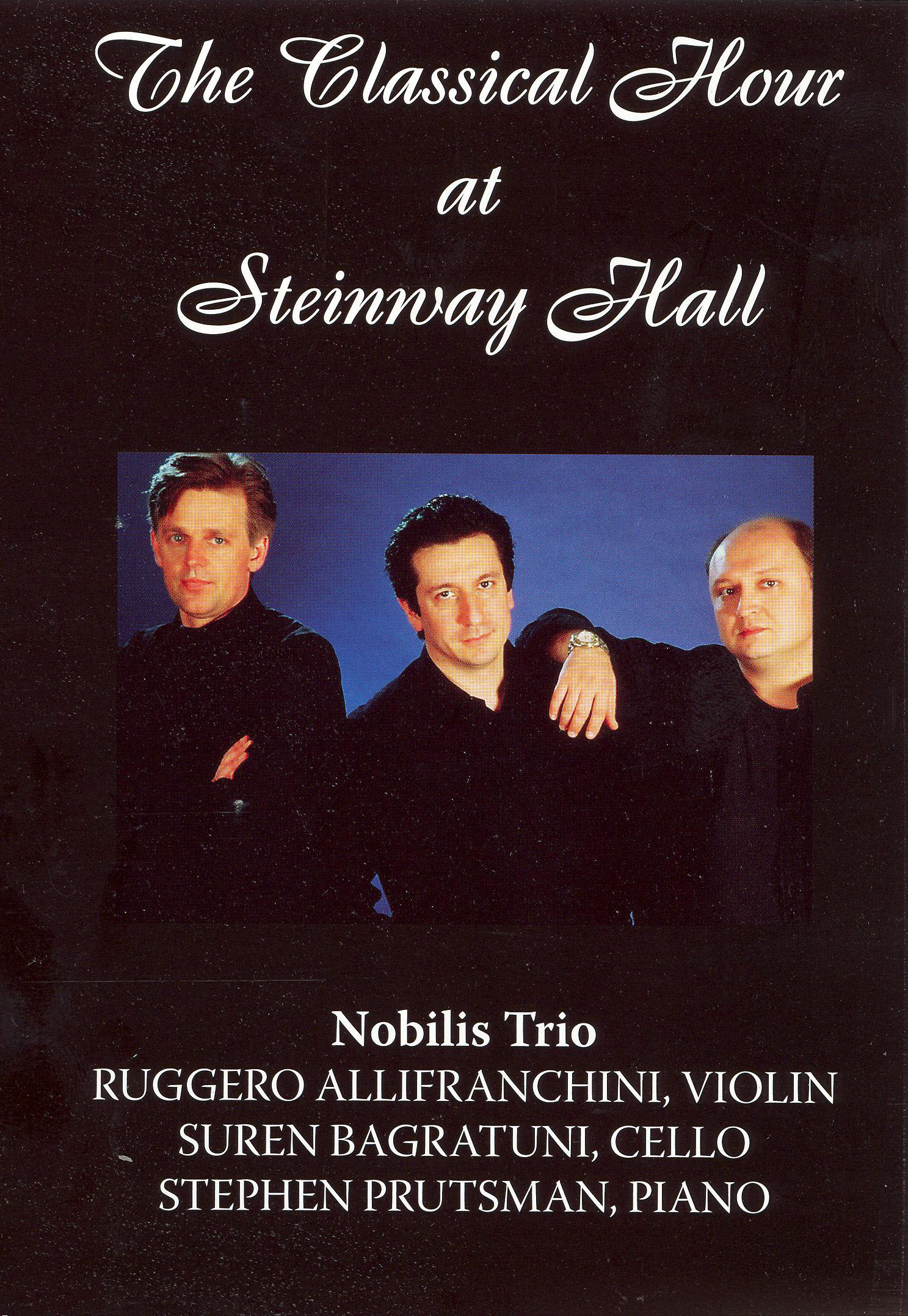 The Classical Hour at Steinway Hall: The Nobilis Trio