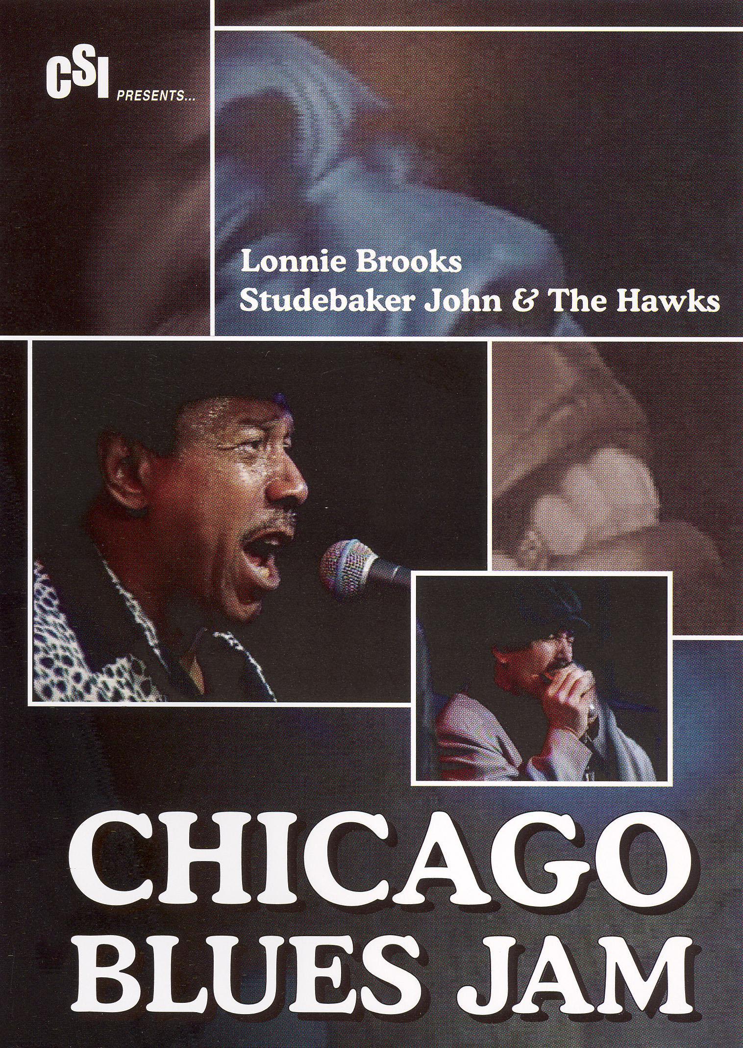 Chicago Blues Jam: Lonnie Brooks/Studebaker John