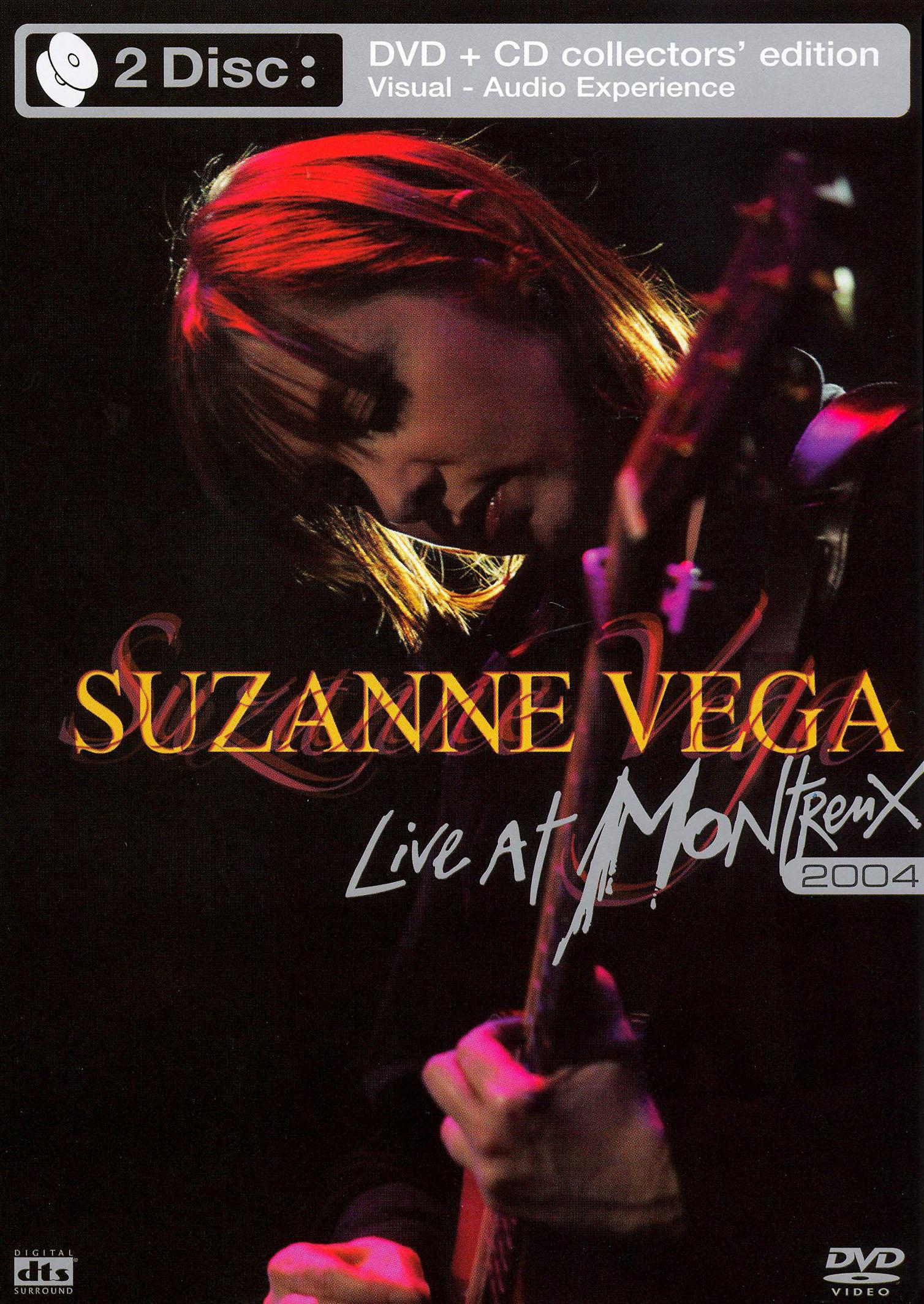 Suzanne Vega: Live at Montreux 2004