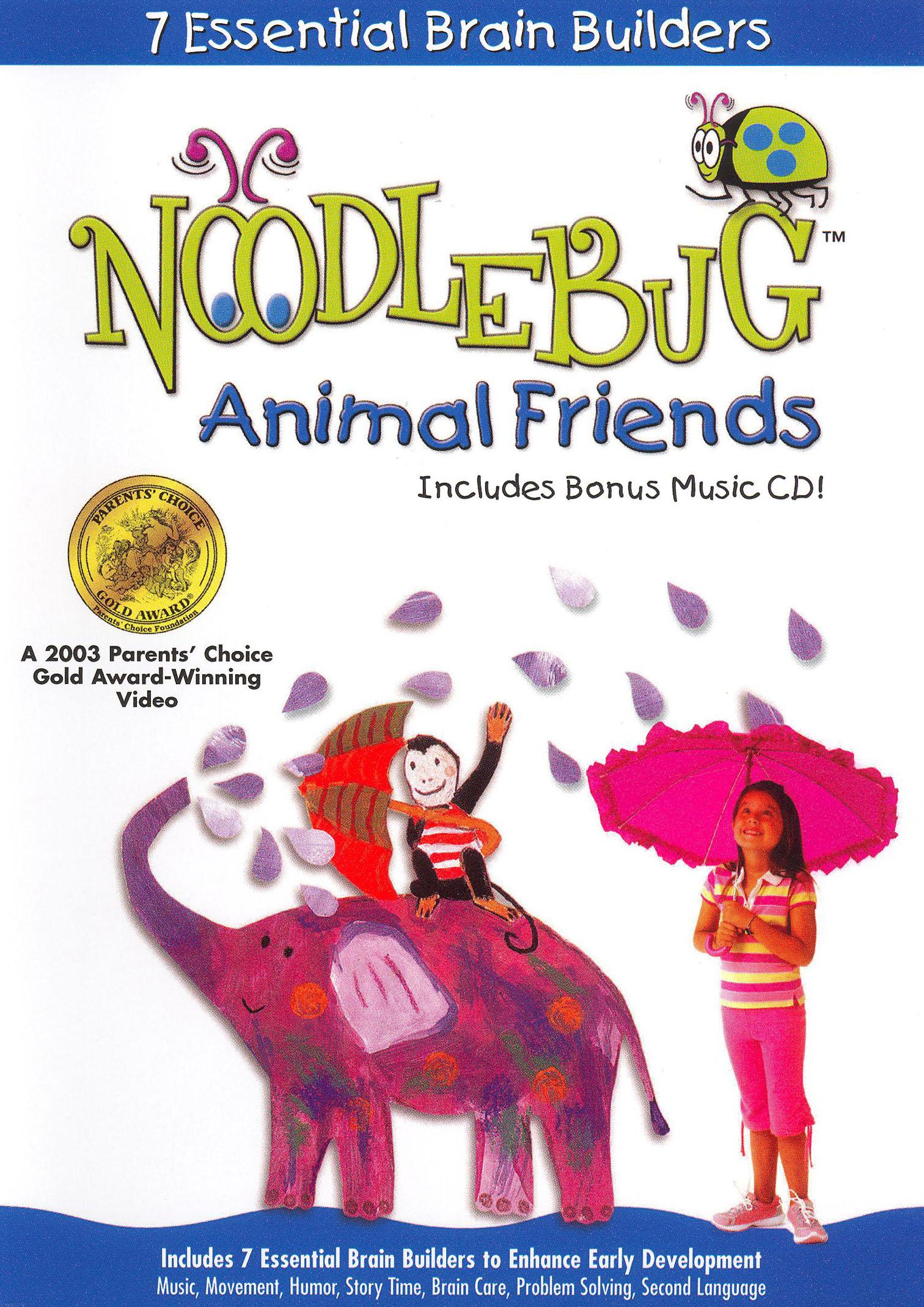 Noodlebug: Animal Friends