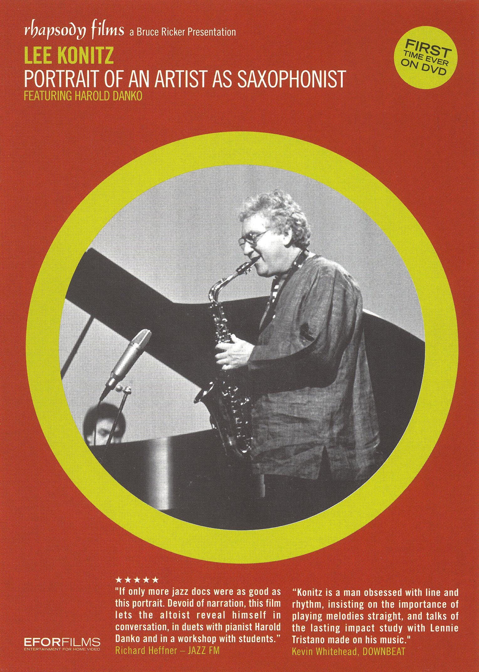 Lee Konitz: Portrait of an Artist as Saxophonist