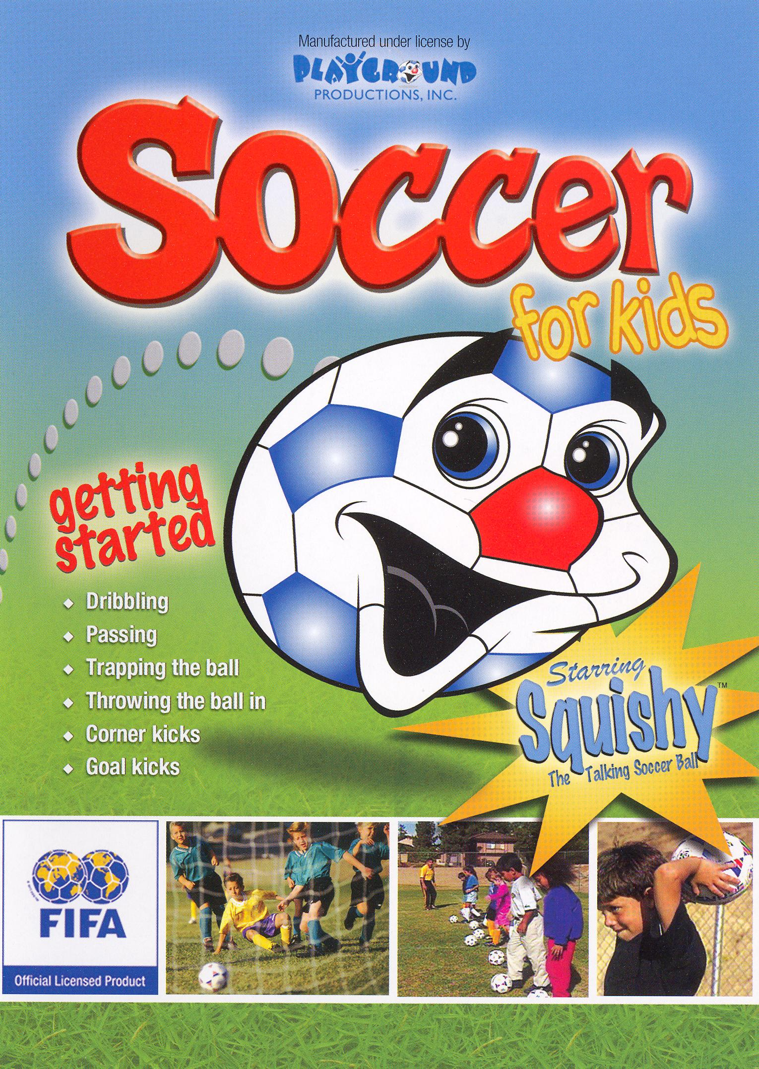 Squishy: Soccer for Kids - Getting Started