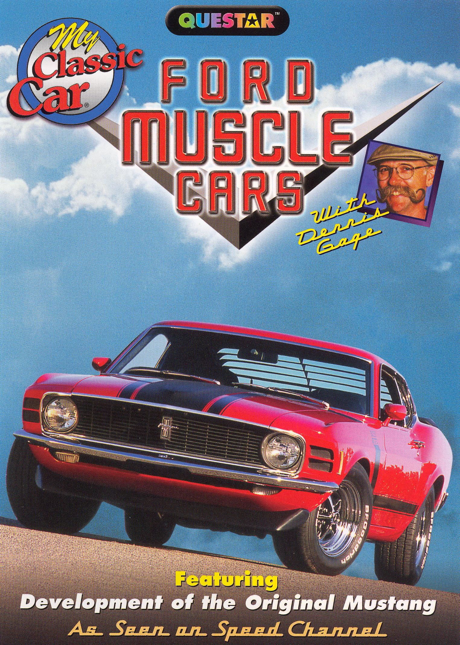My Classic Car: Ford Muscle Cars