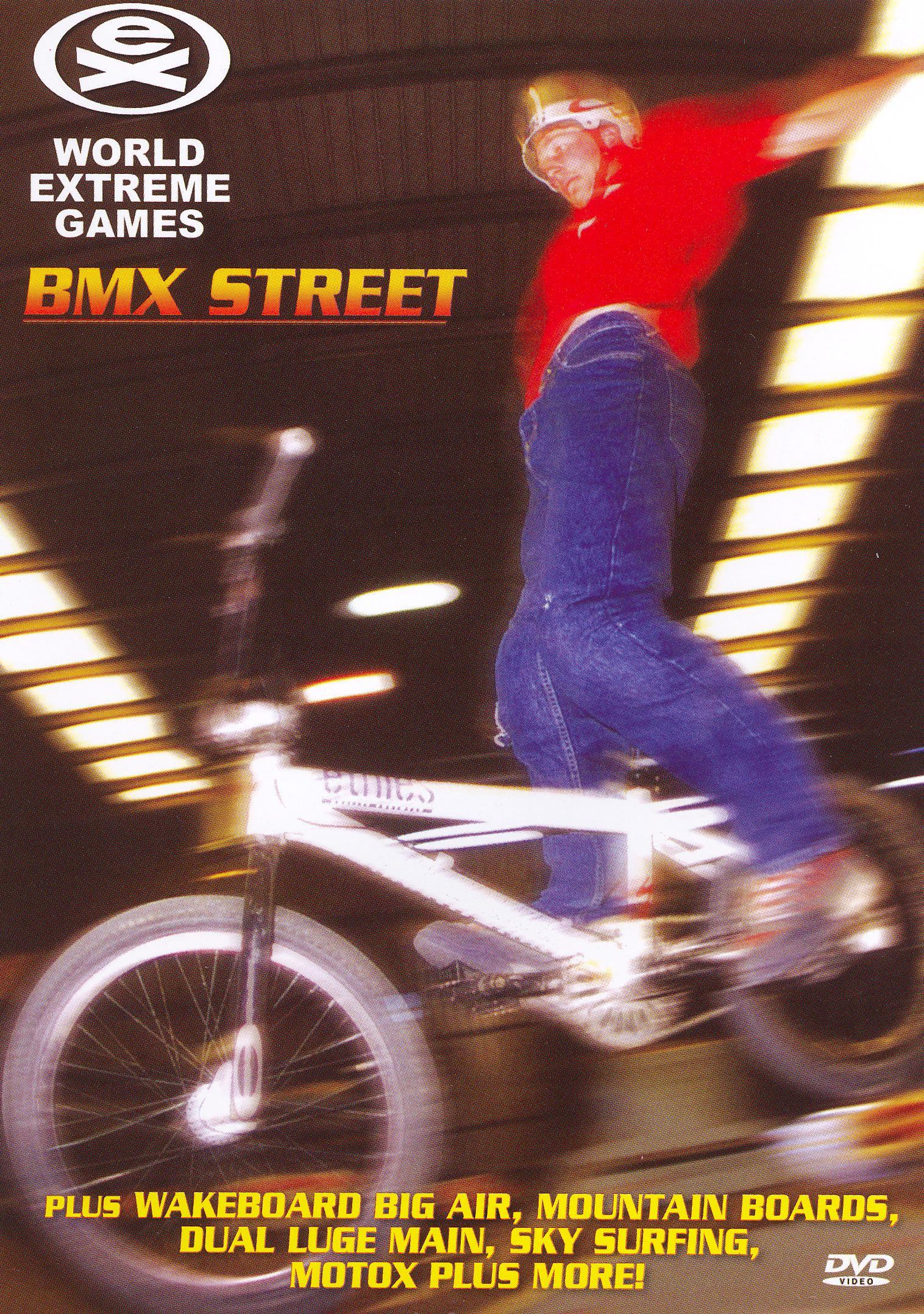 World Extreme Games, Vol. 1