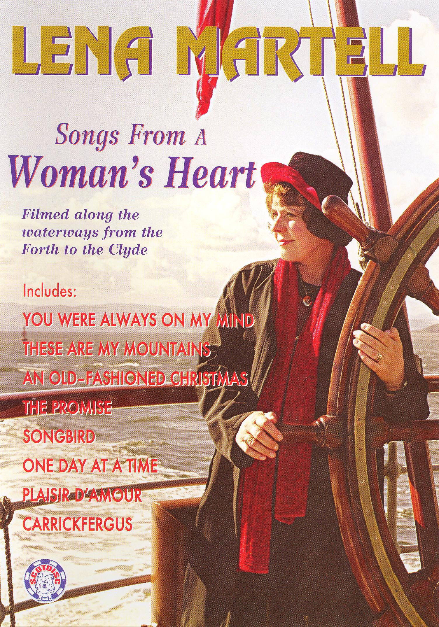 Lena Martell: Songs from a Woman's Heart