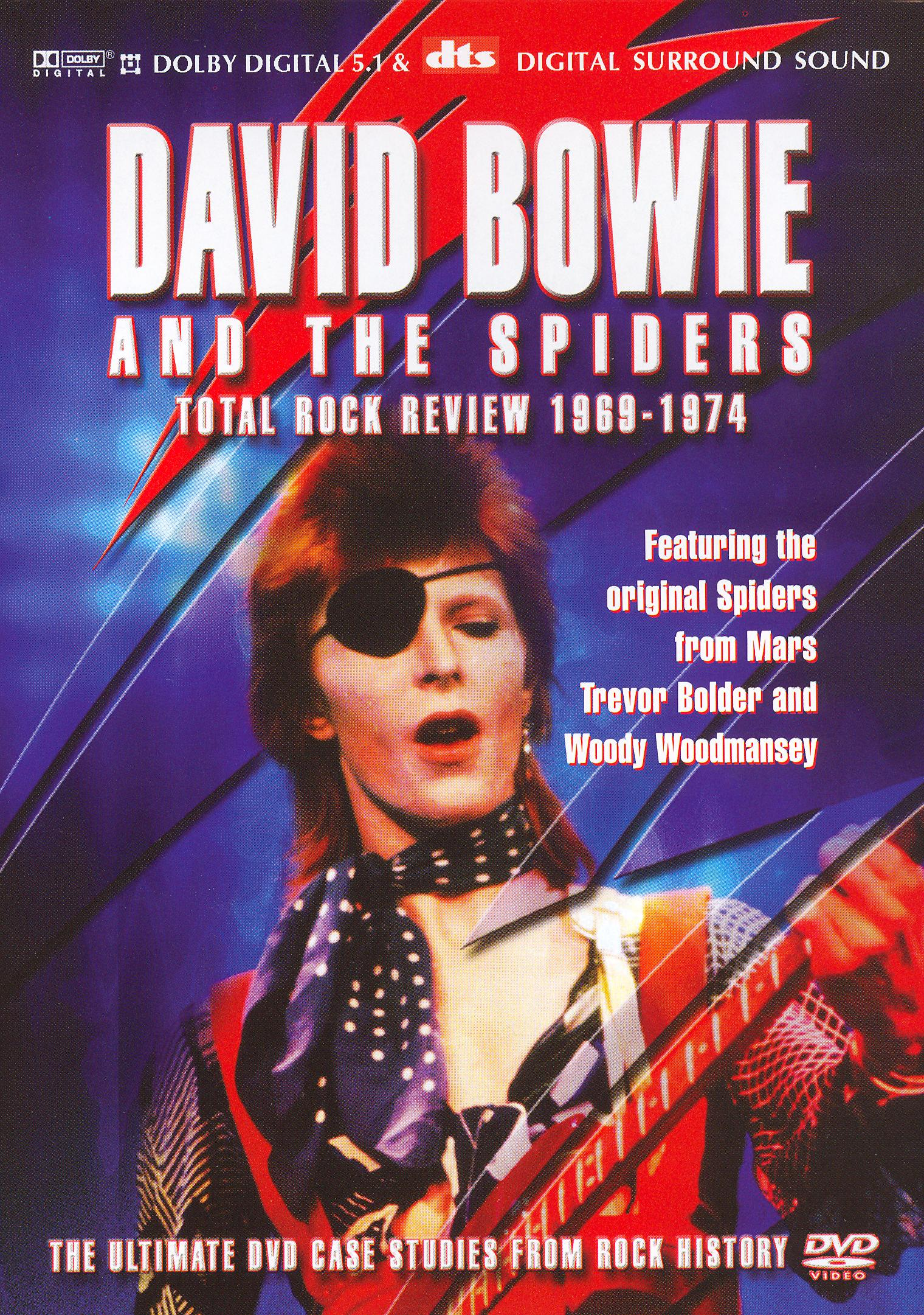 Total Rock Review: David Bowie