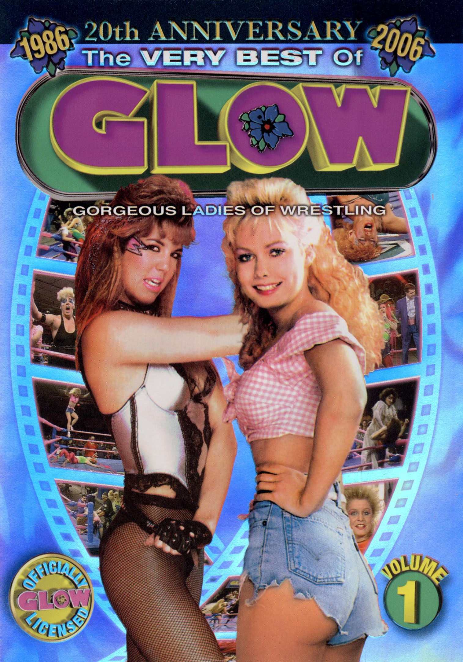 The Very Best of GLOW: Gorgeous Ladies of Wrestling