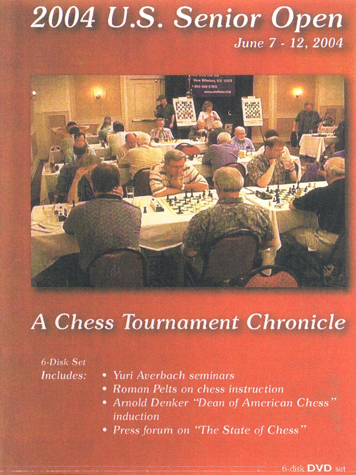 Chess: 2004 U.S. Senior Open