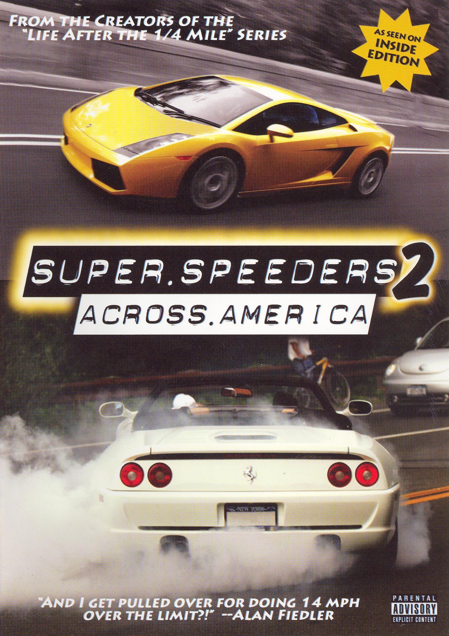 Super Speeders 2: Across America