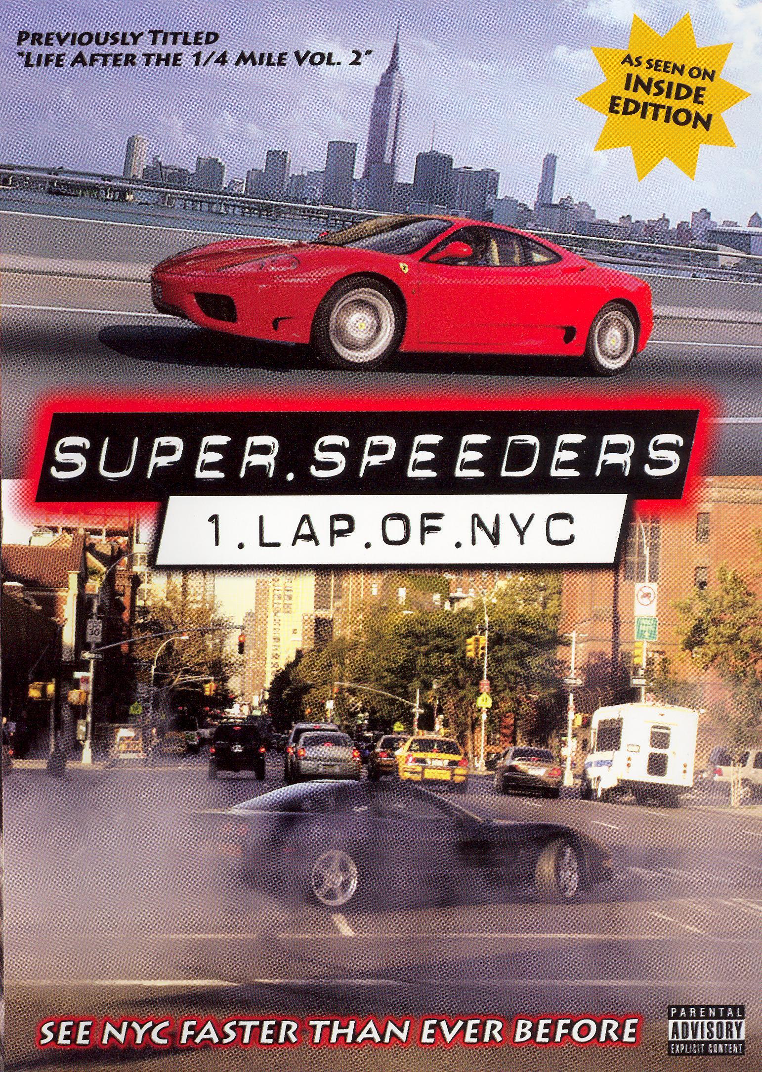 Super Speeders 1: Lap of NYC