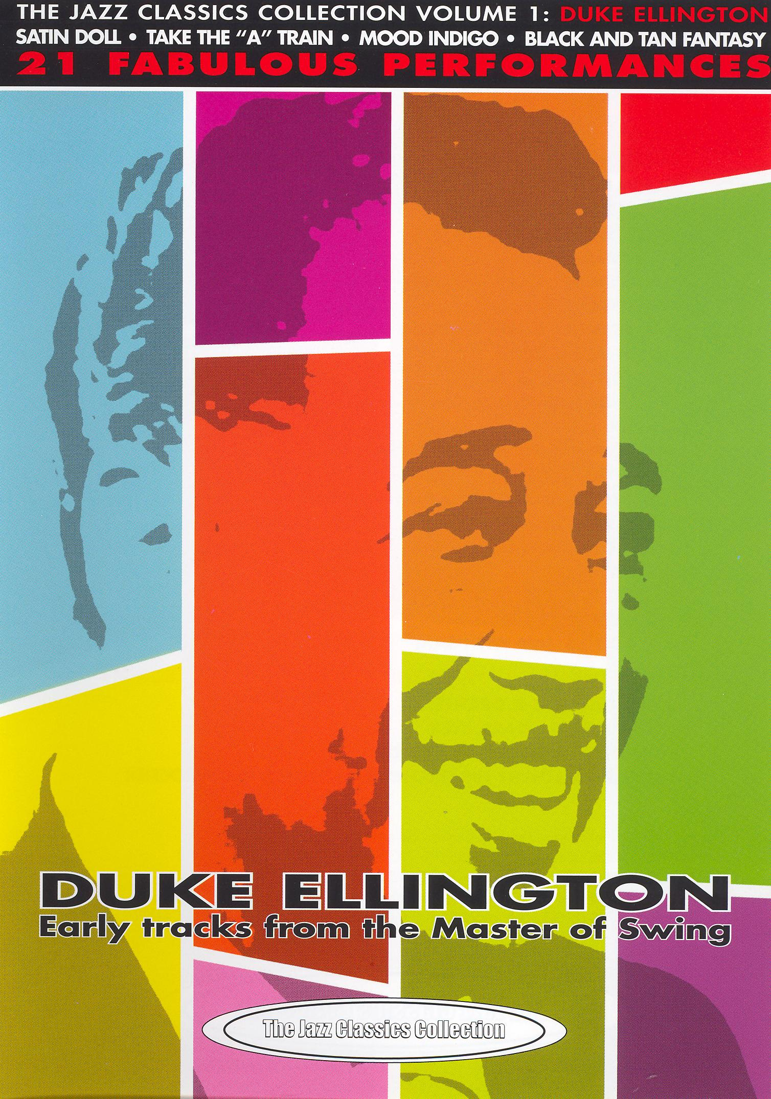 Jazz Classics Collection, Vol. 1: Duke Ellington - Early Tracks from the Master of Swing