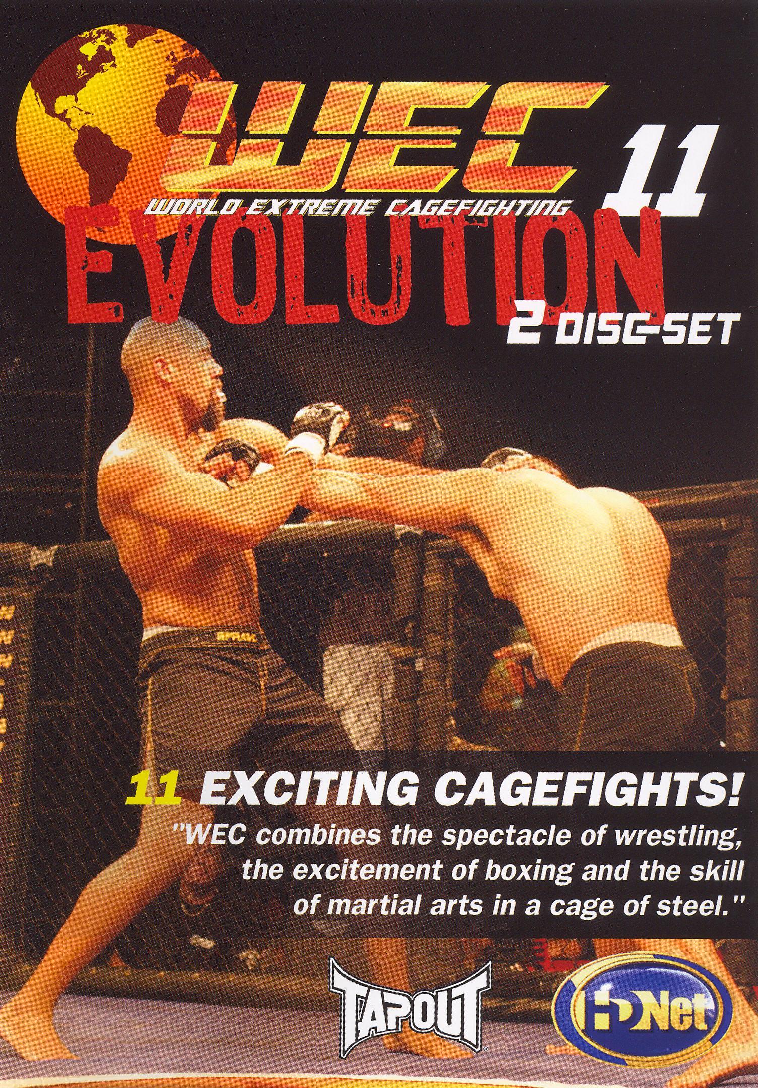 WEC, Vol. 11: Evolution