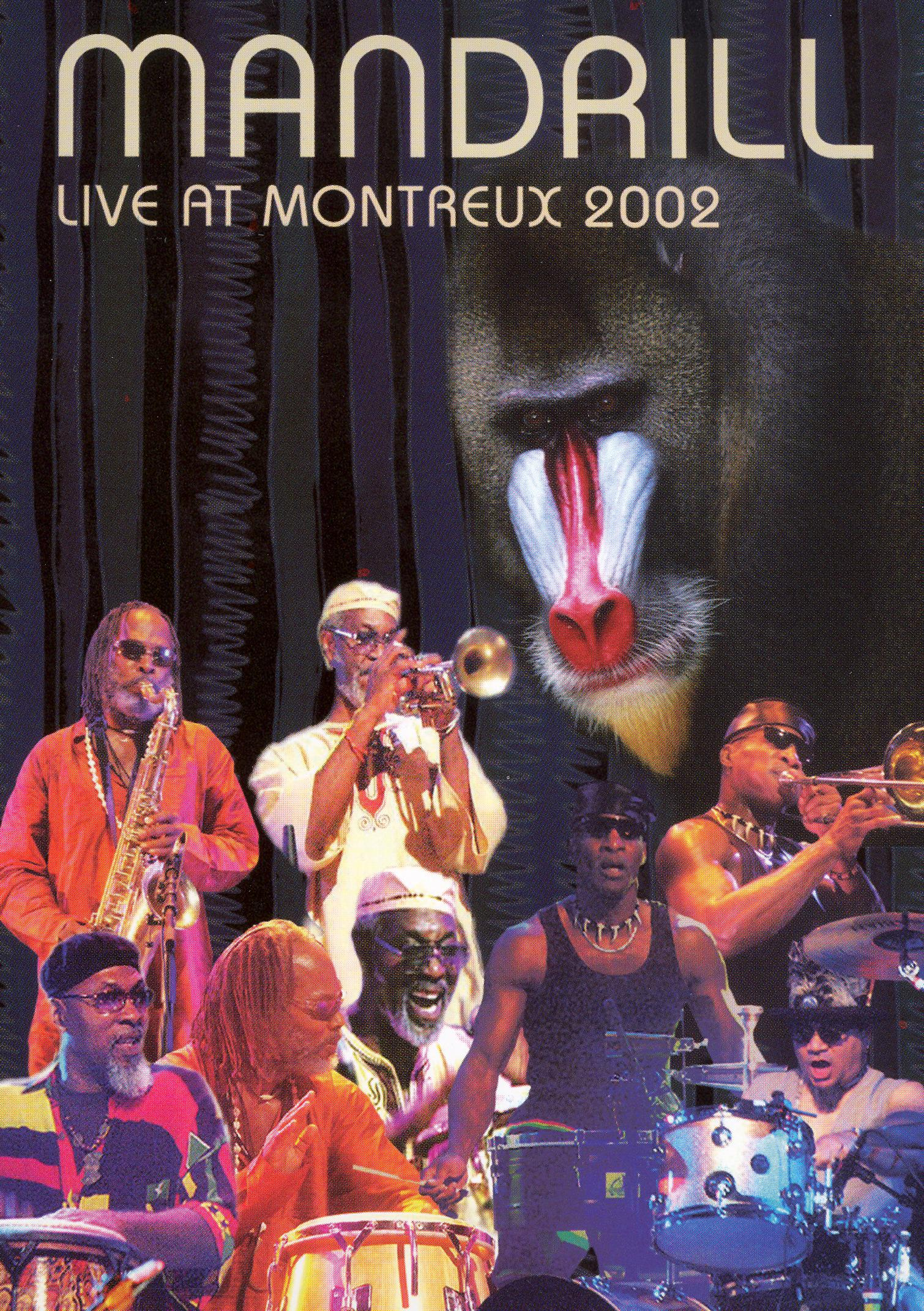 Mandrill: Live in Montreux 2002