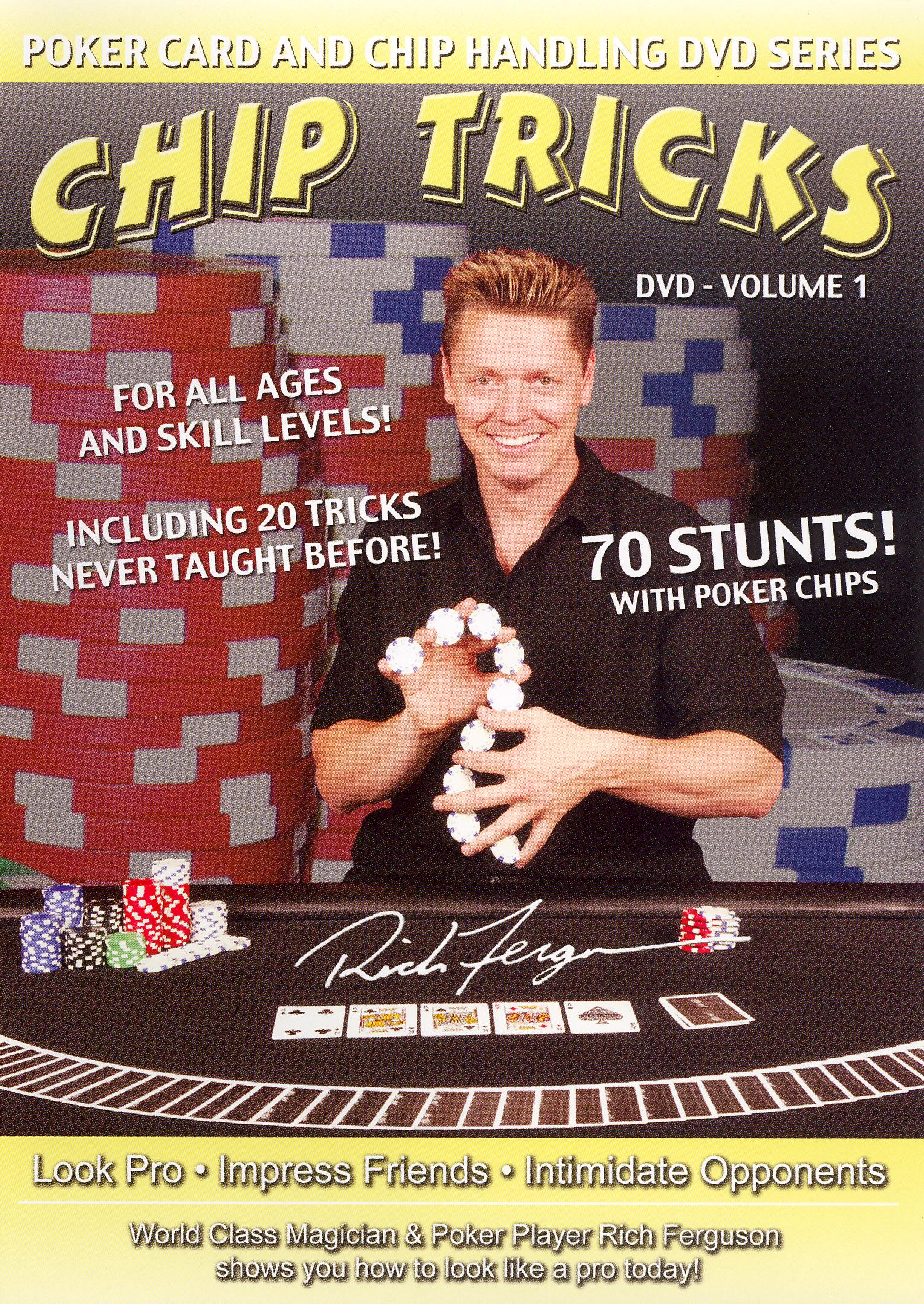 The Official Poker: Chip Tricks