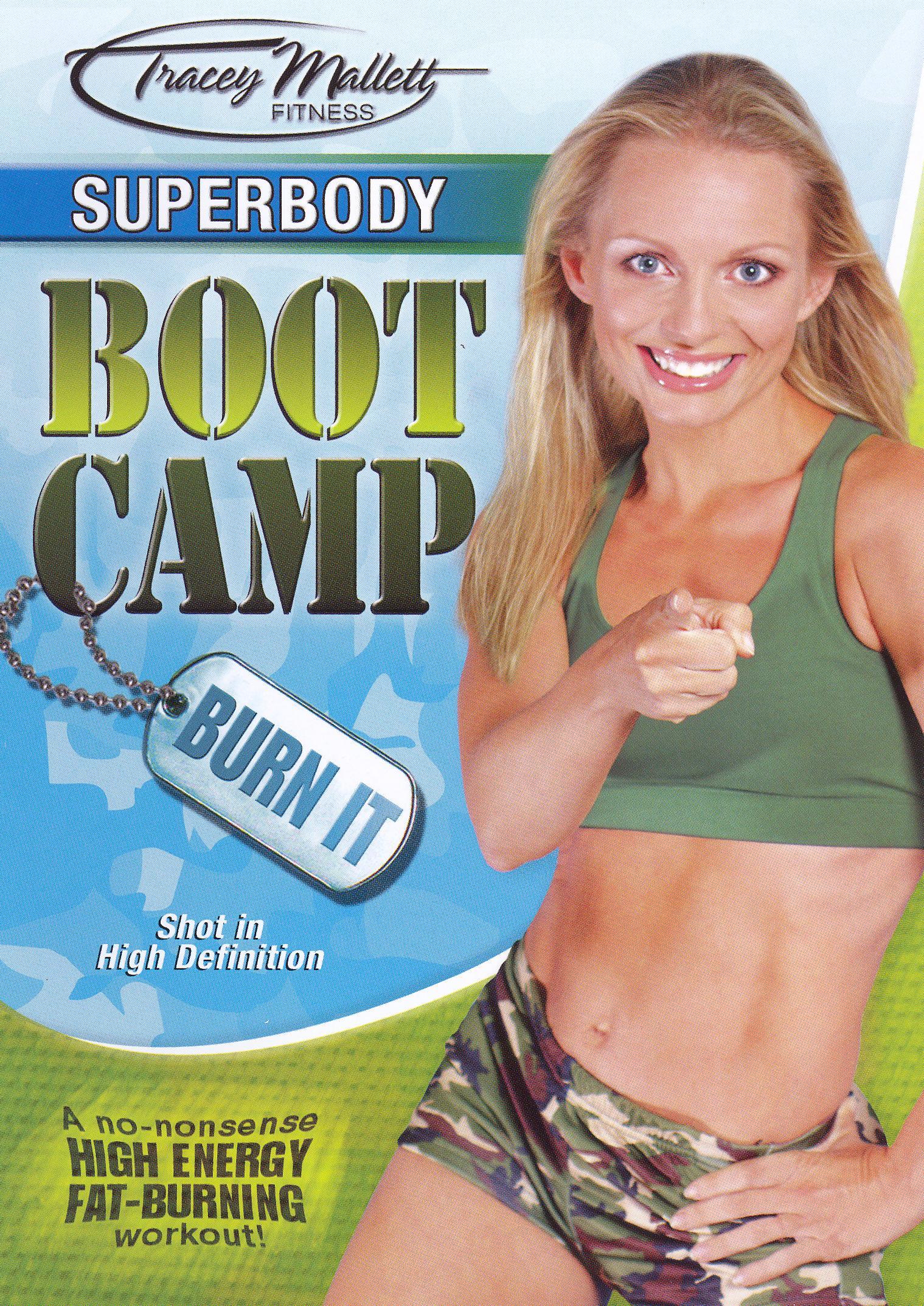 Superbody Boot Camp: Burn It