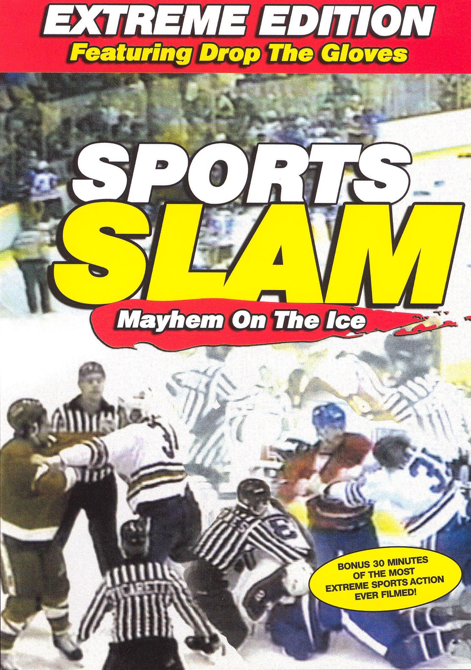 Sports Slam: Mayhem on Ice