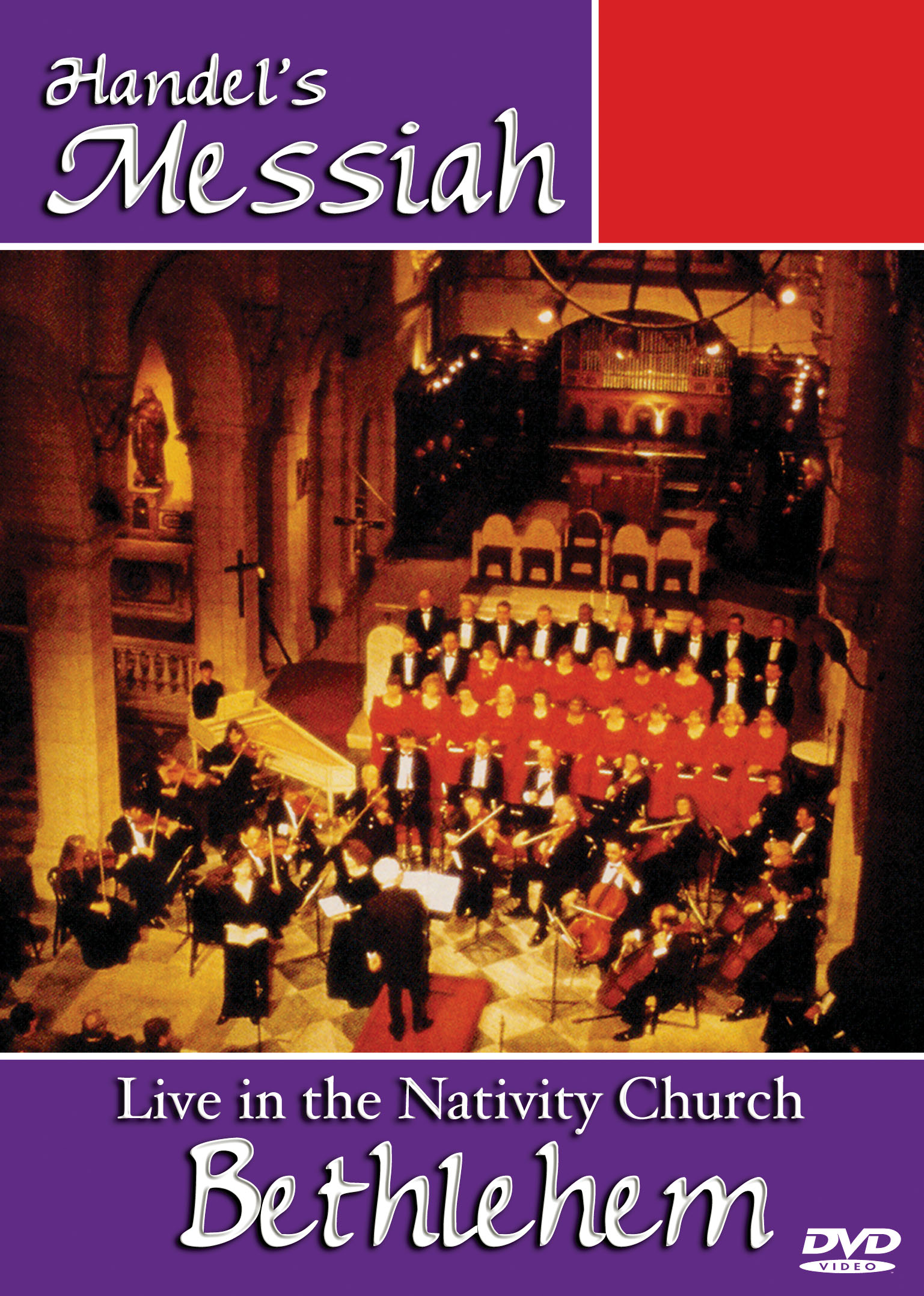 Handel's Messiah: Live in Nativity Church - Bethlehem
