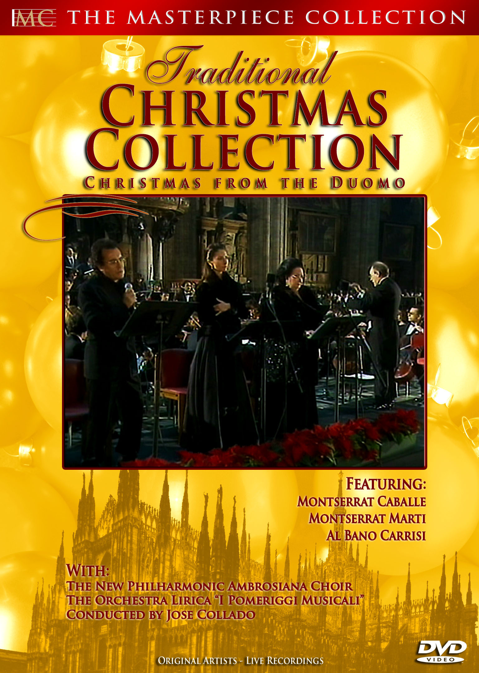 Traditional Christmas Collection: Christmas from the Duomo