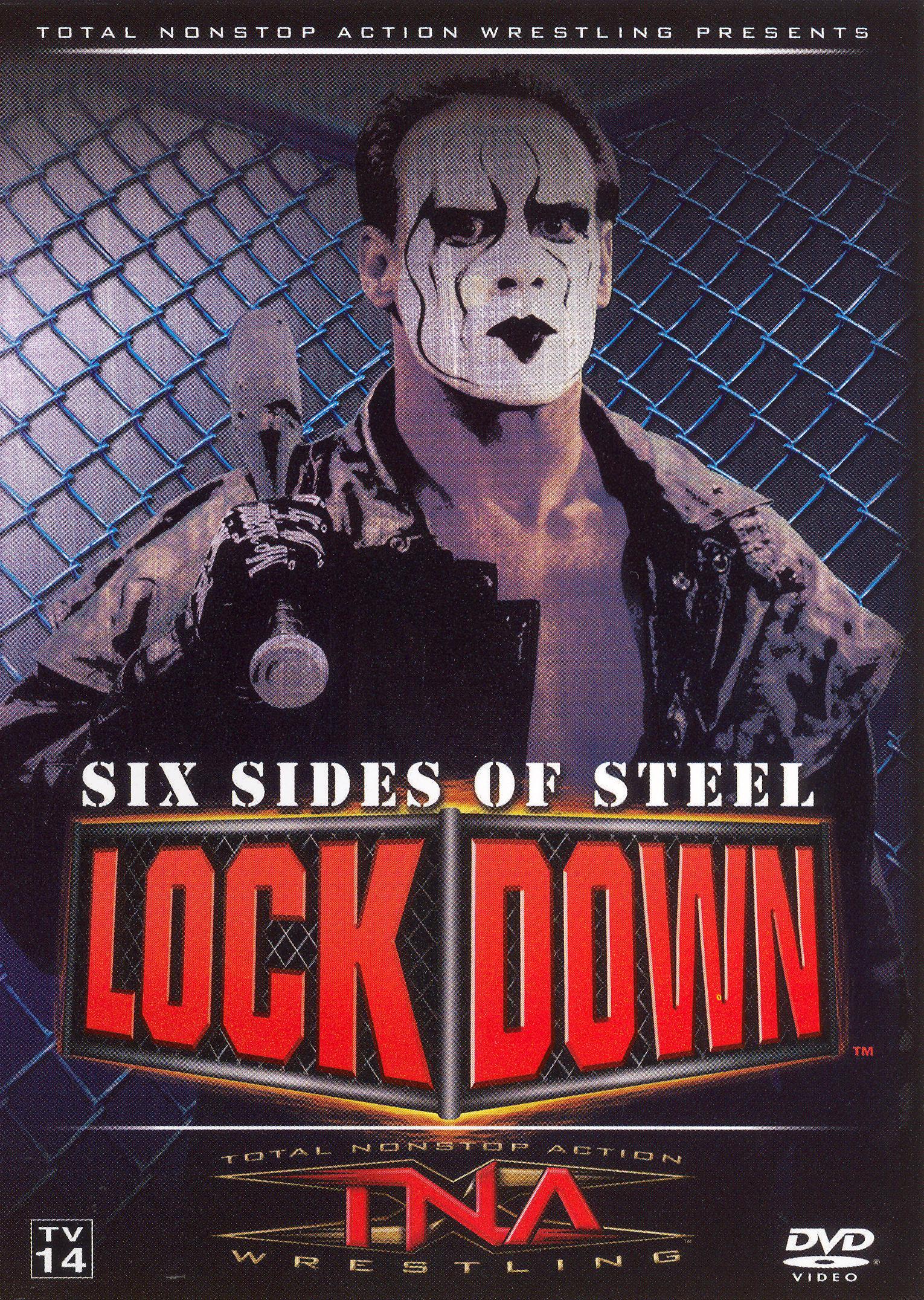 TNA Wrestling: Lockdown 2006