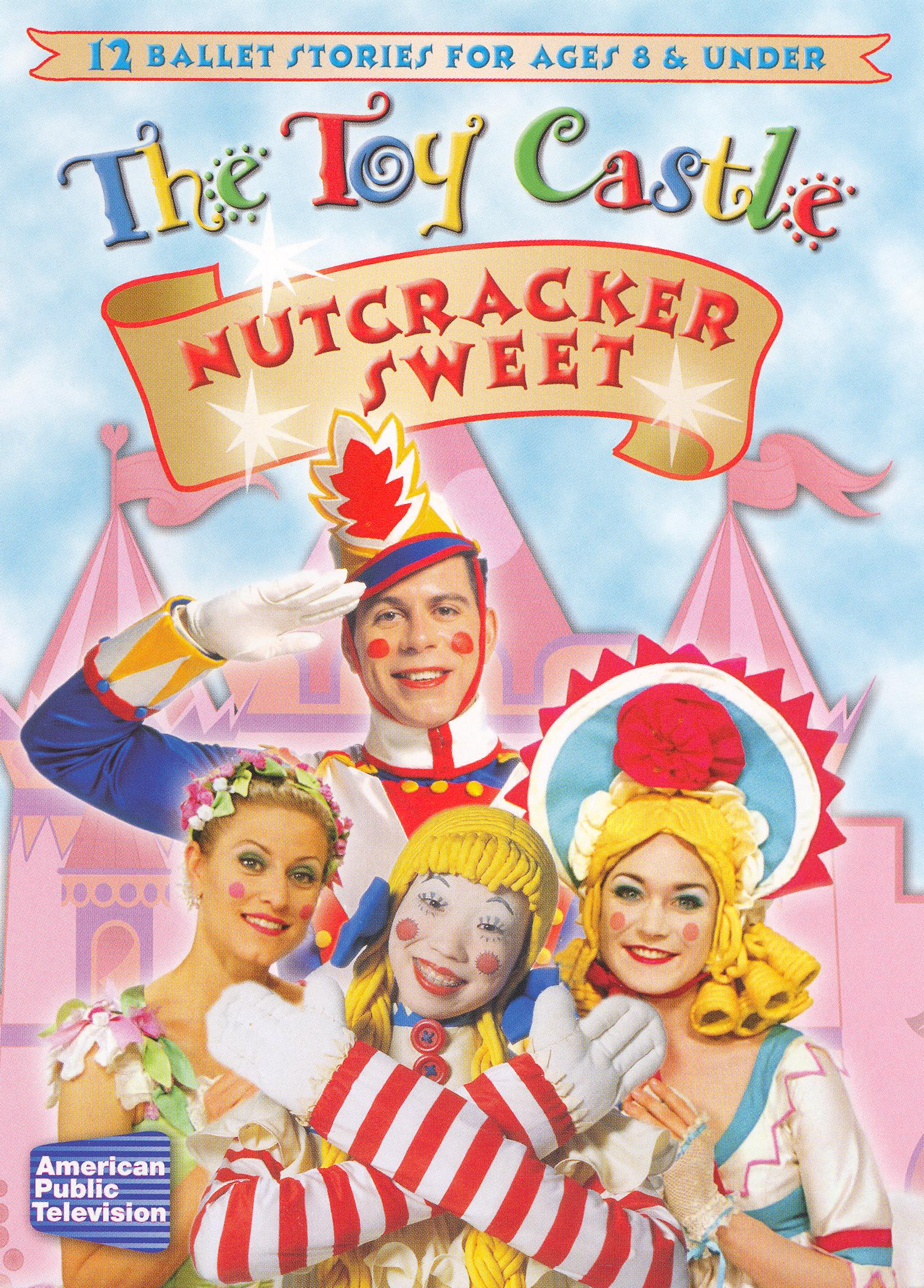 The Toy Castle: Nutcracker Sweet