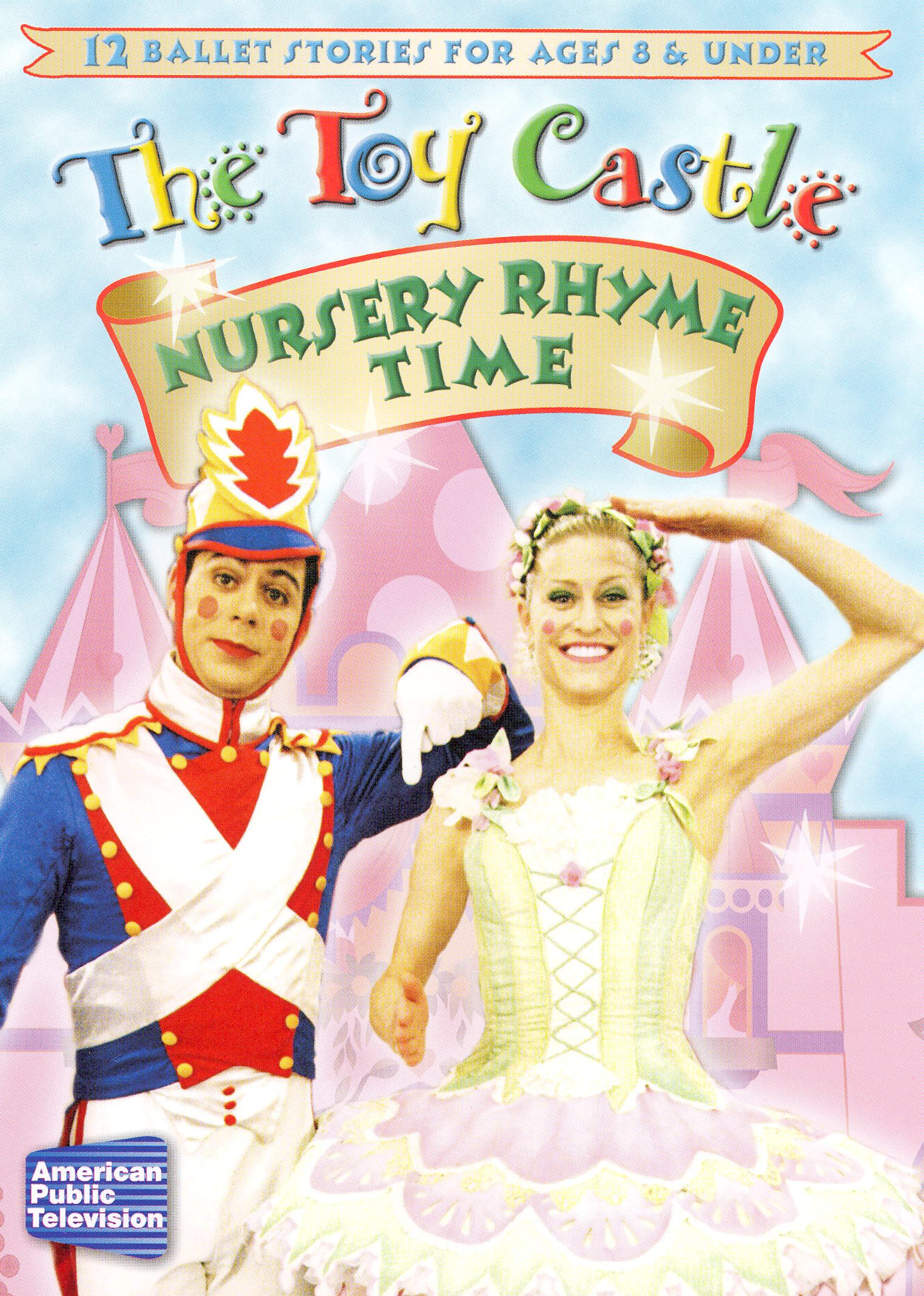 The Toy Castle: Nursery Rhyme Time