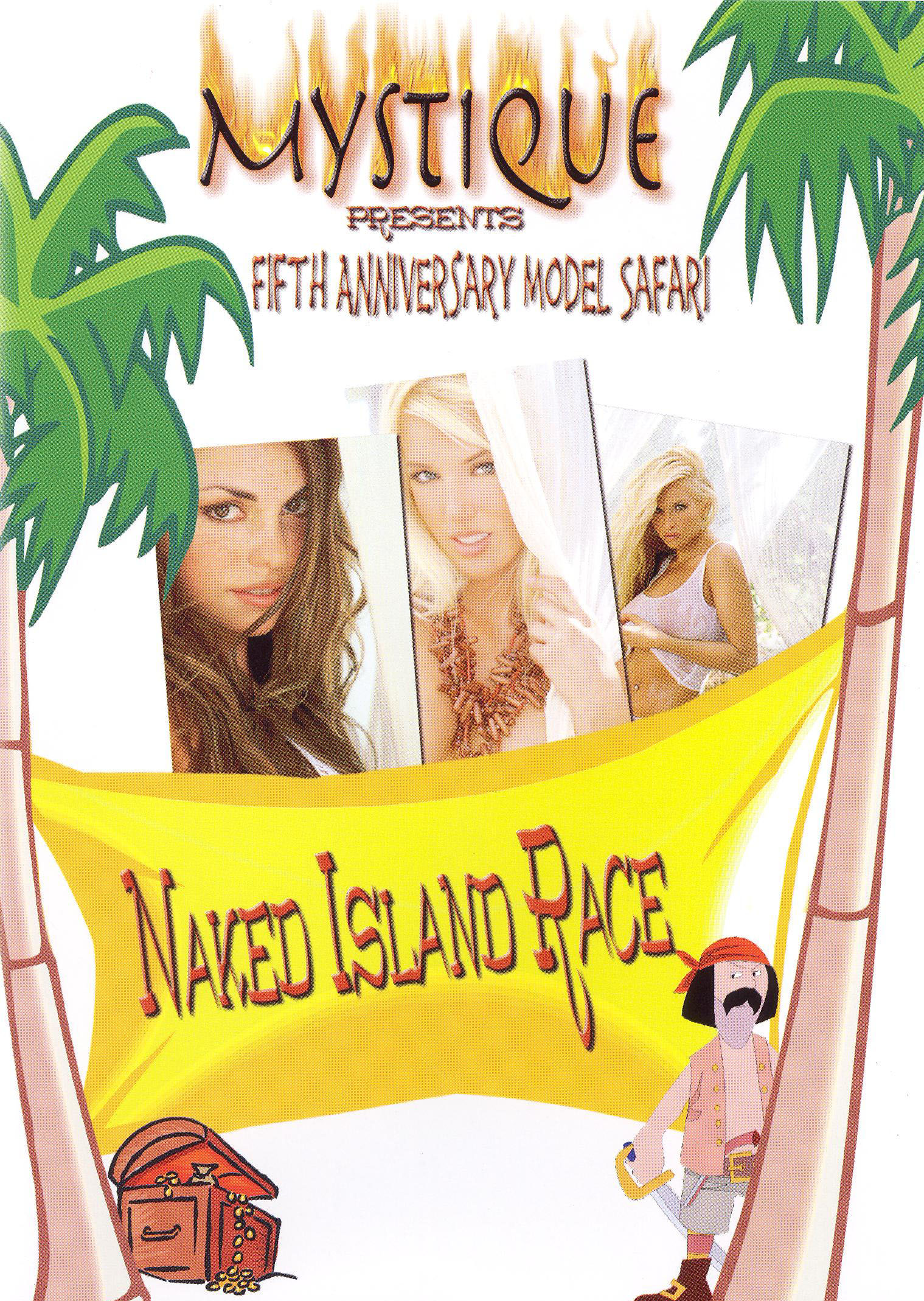 Mystique: Naked Island Race