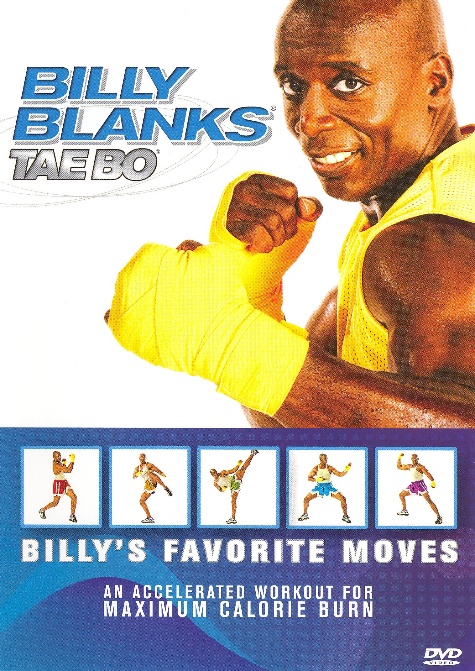Billy Blanks: Tae Bo - Billy's Favorite Moves
