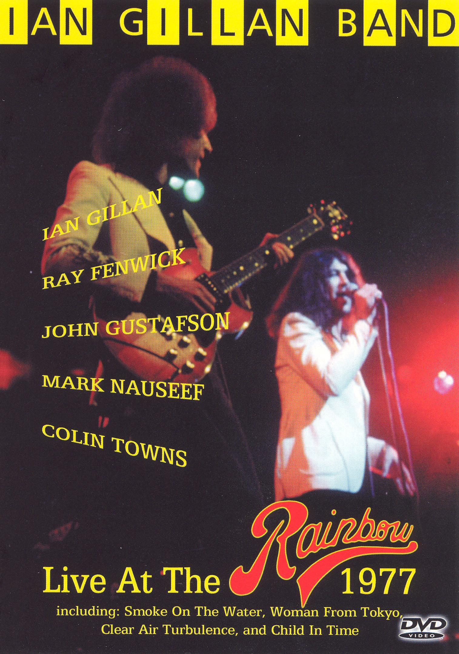 Ian Gillan: Live at the Rainbow 1977