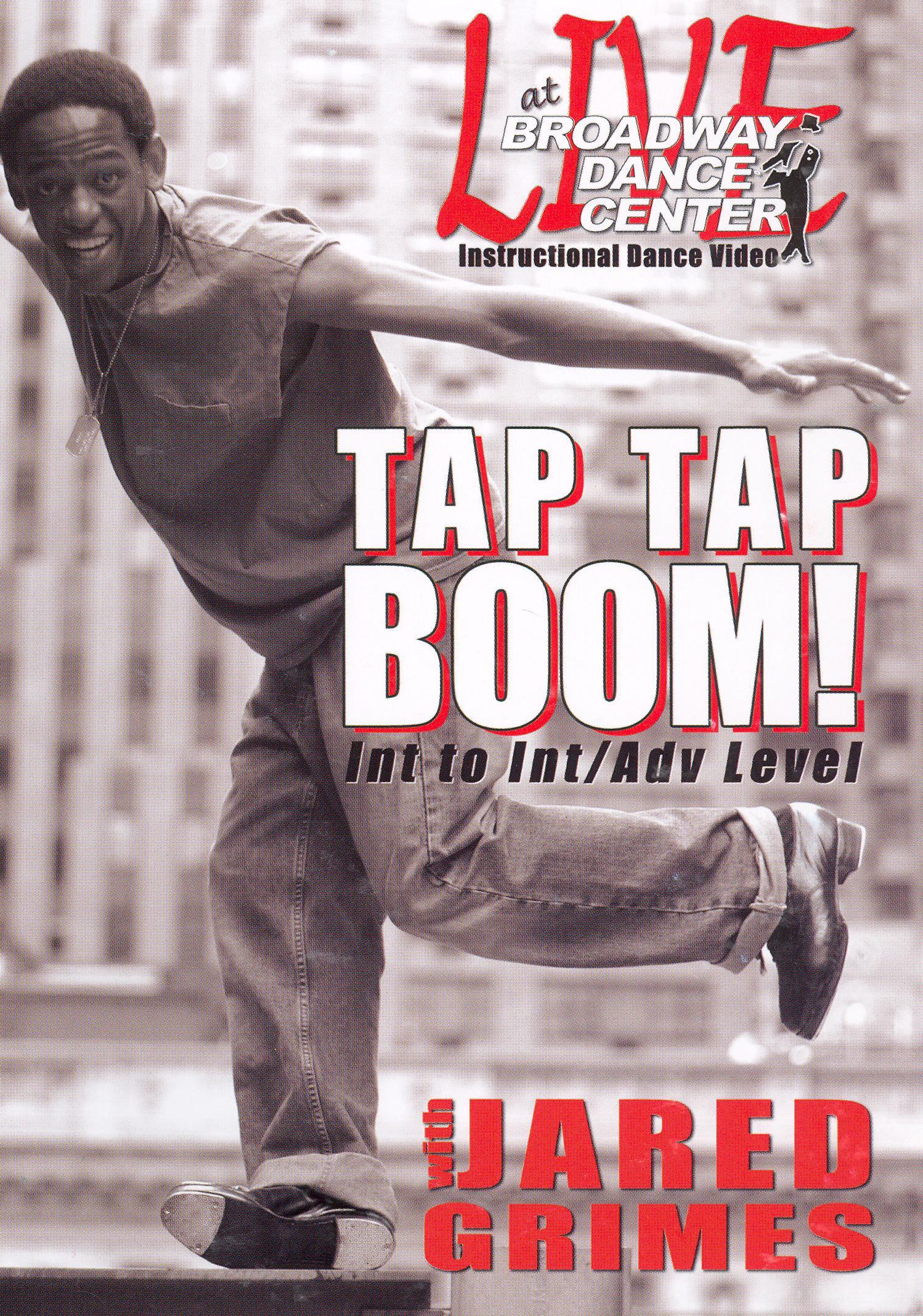 Broadway Dance Center: Tapdance Tap...Tap...Boom!