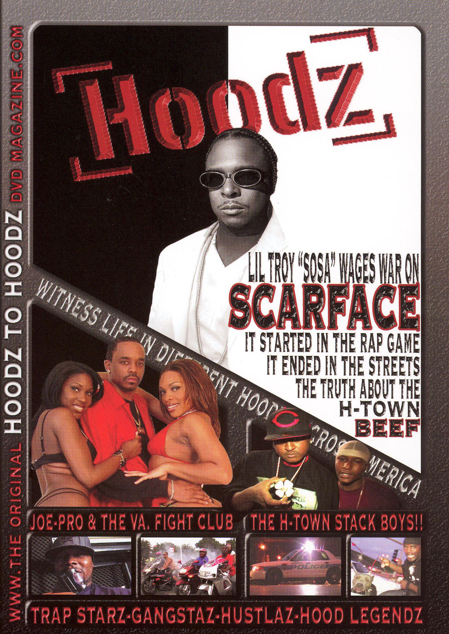 Hoodz DVD: Scarface