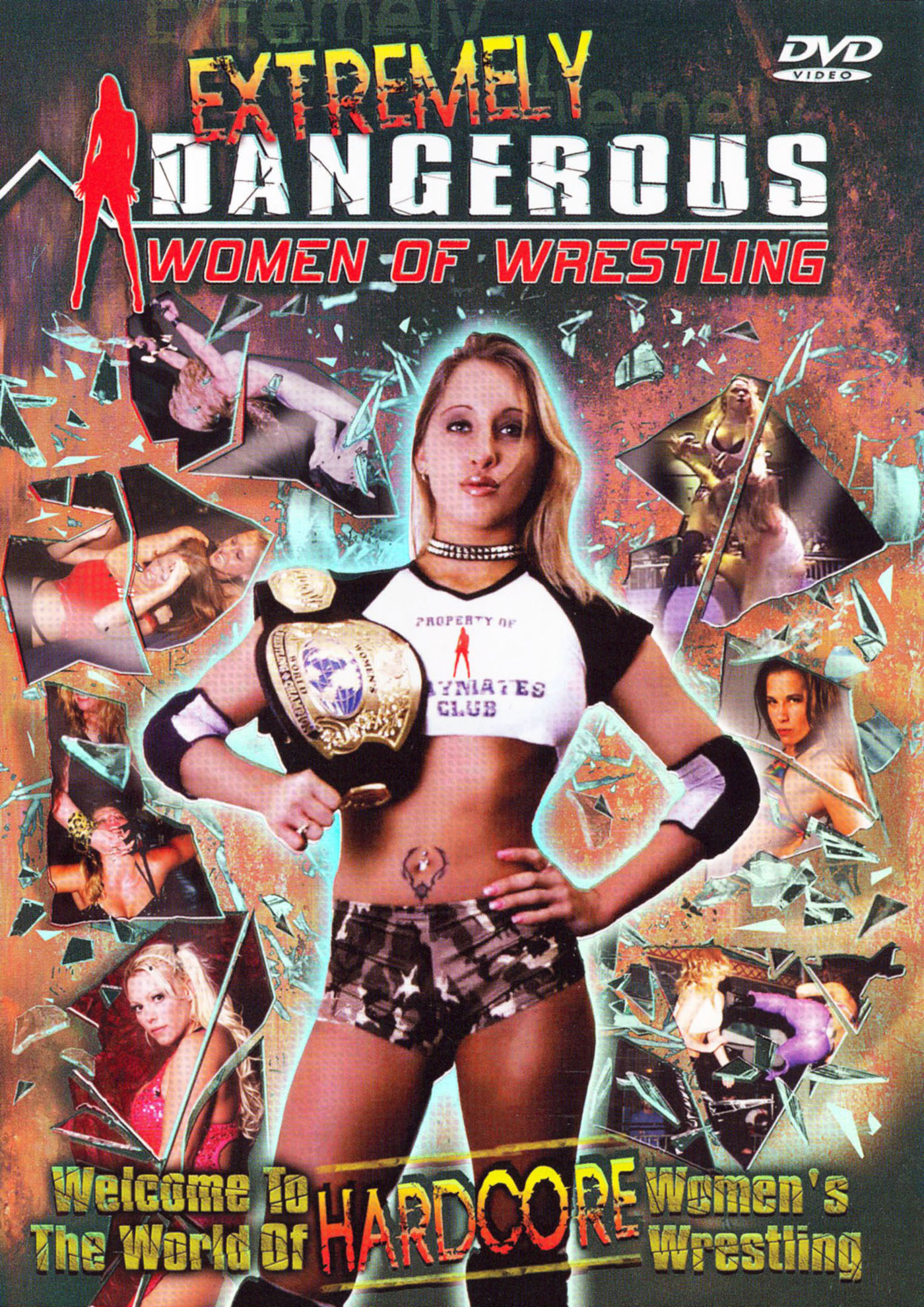 Extremely Dangerous Women of Wrestling, Vol. 1