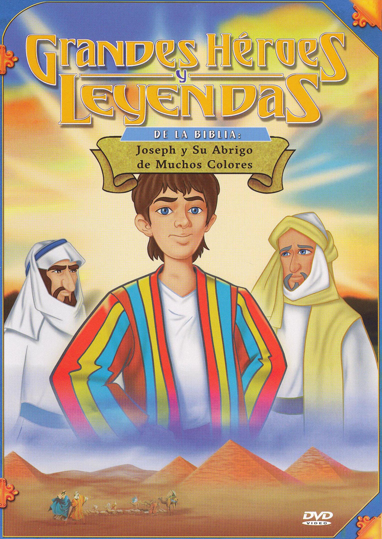 Joseph y Su Abrigo de Muchos Colores