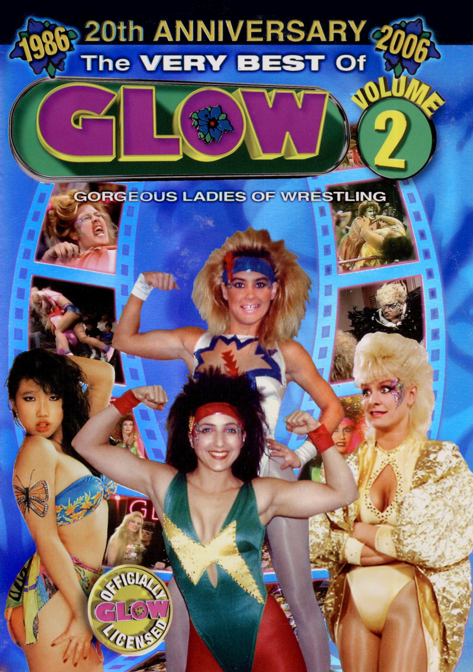The Very Best of GLOW: Gorgeous Ladies of Wrestling, Vol. 2