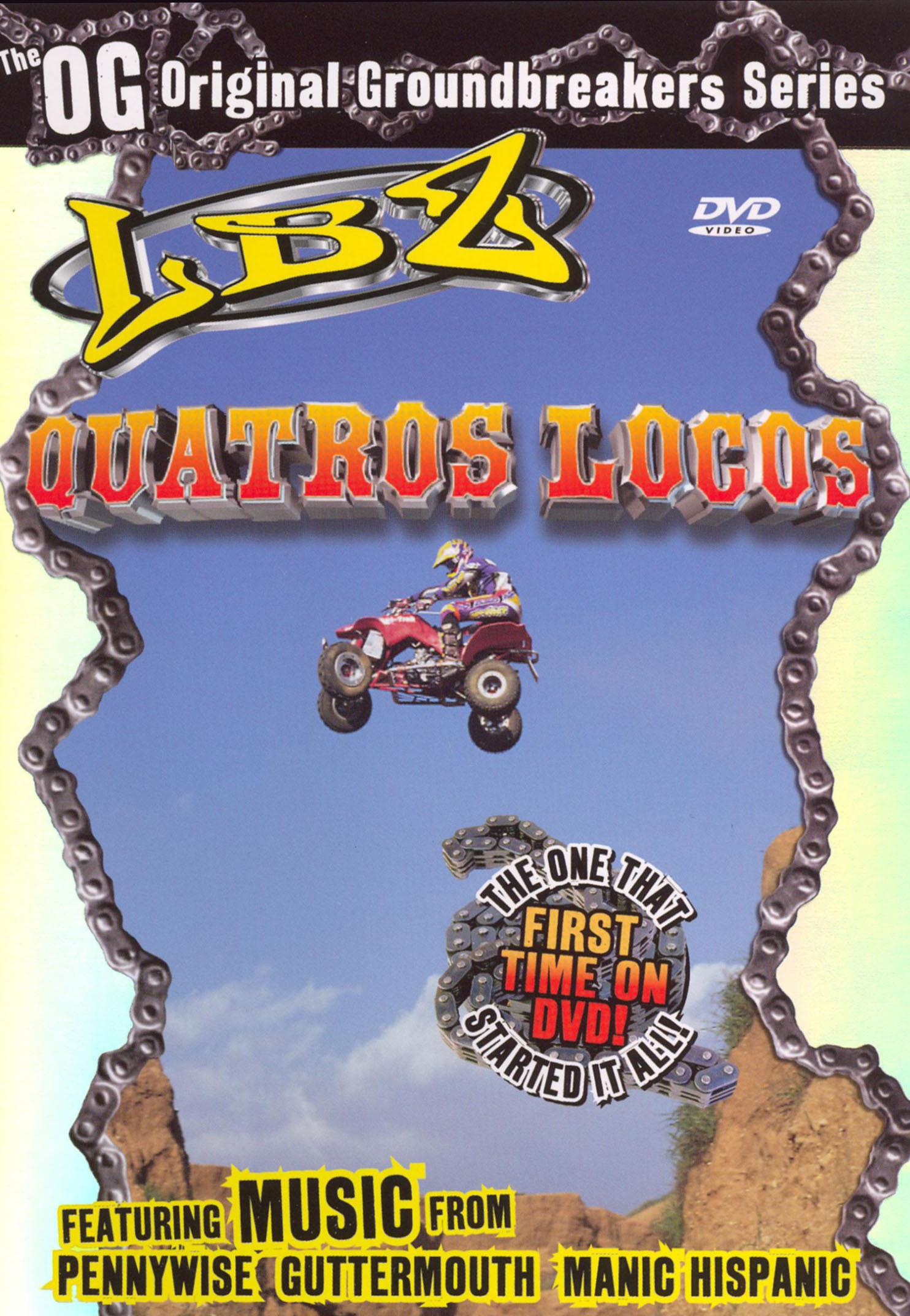 The OG Original Groundbreakers Series: LBZ - Quatros Locos