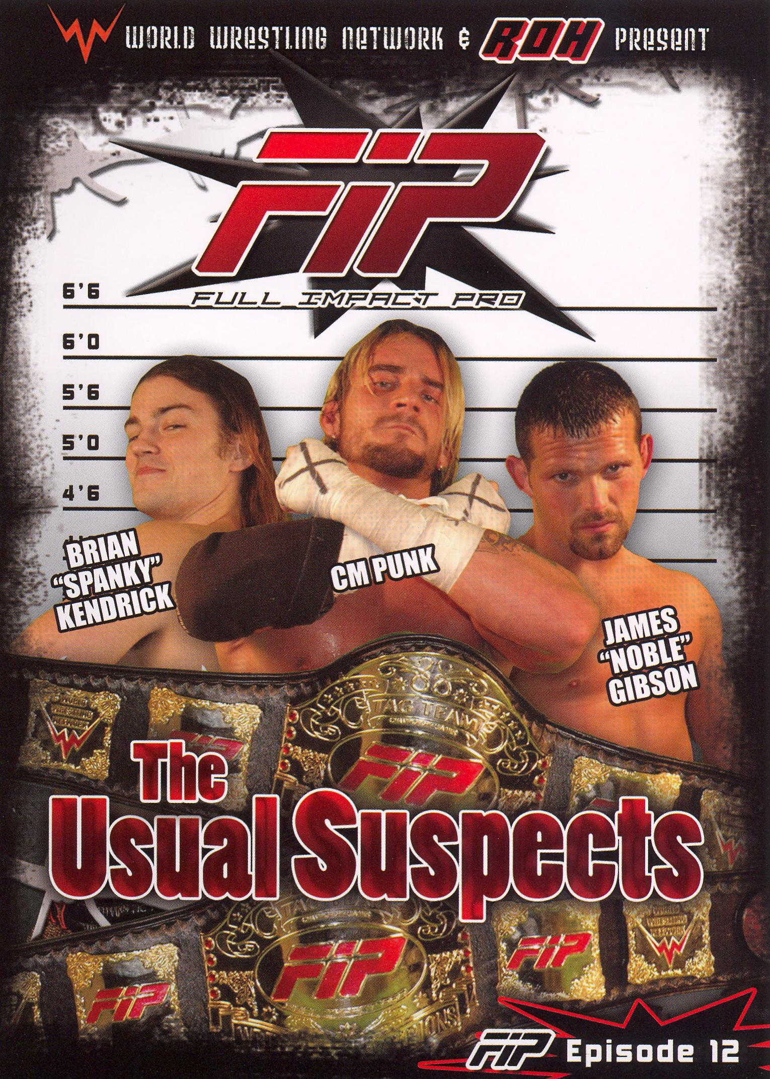 World Wrestling Network Presents: FIP - The Usual Suspects