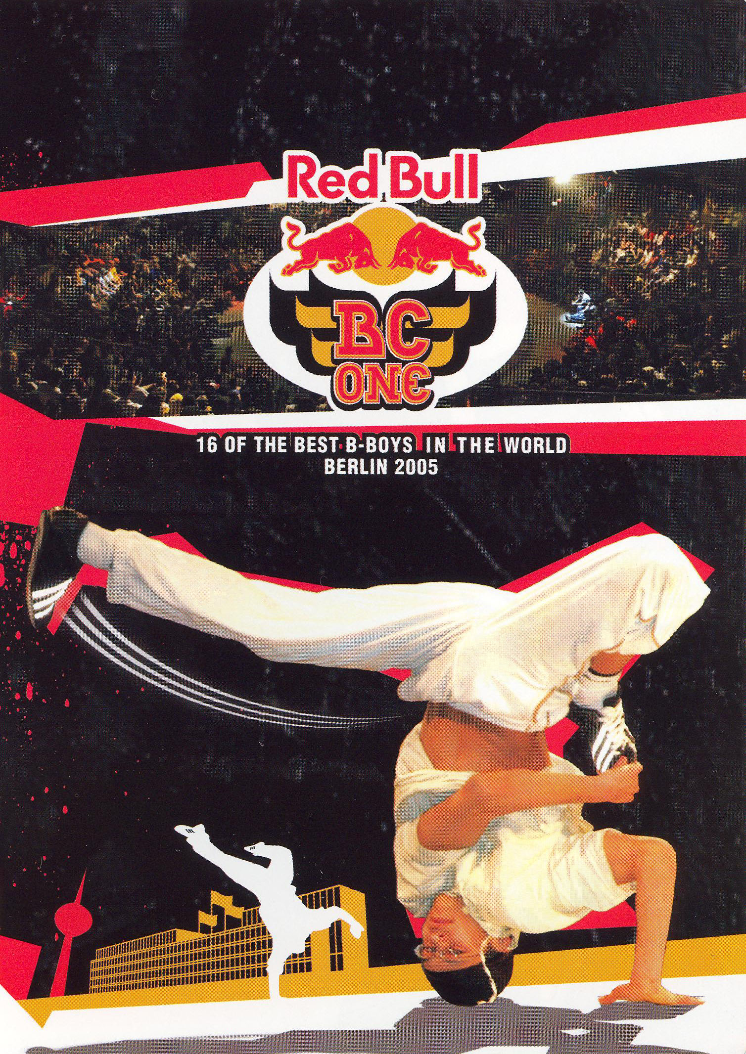 Red Bull BC One Berlin 2005