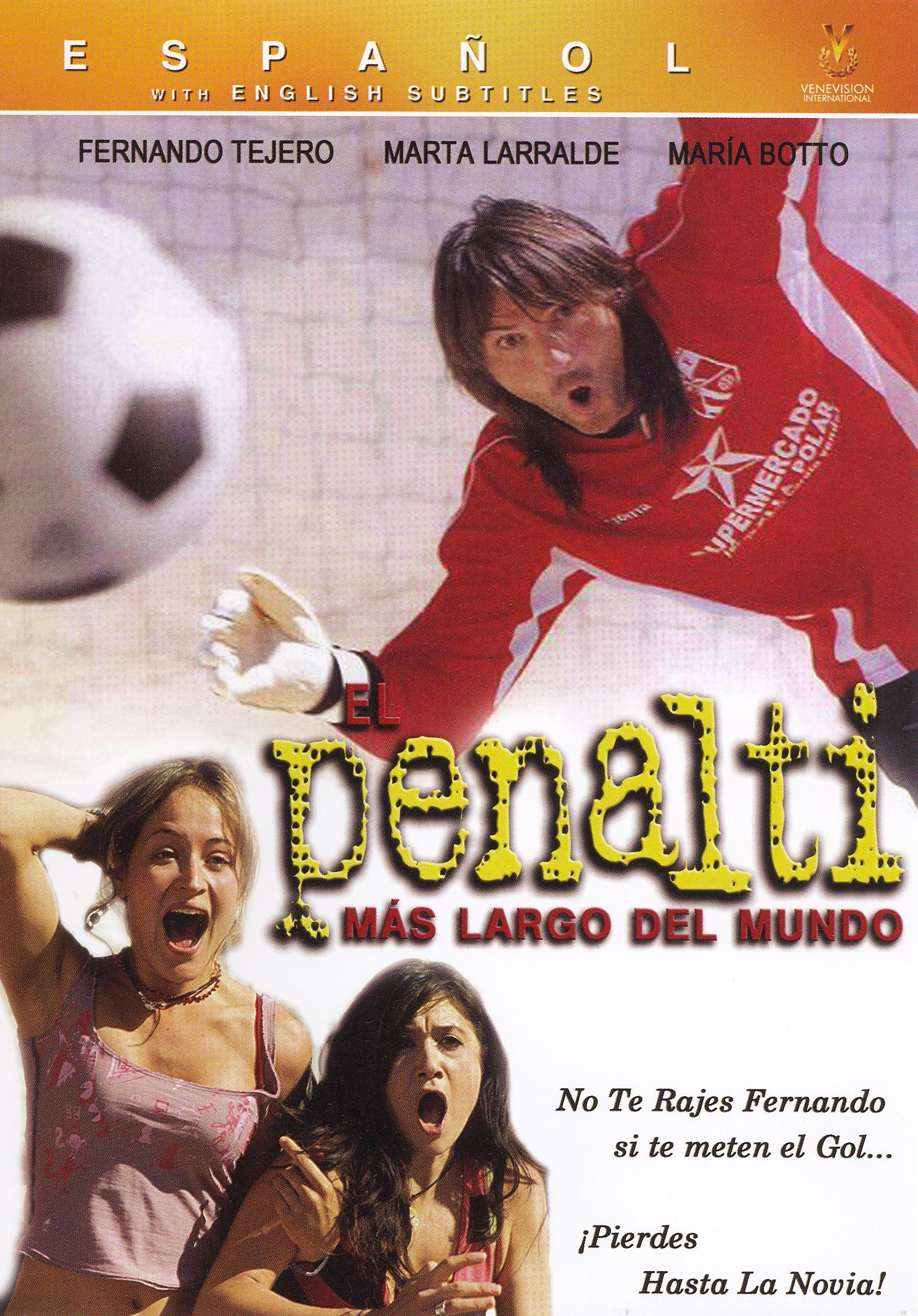 The Longest Penalty in the World