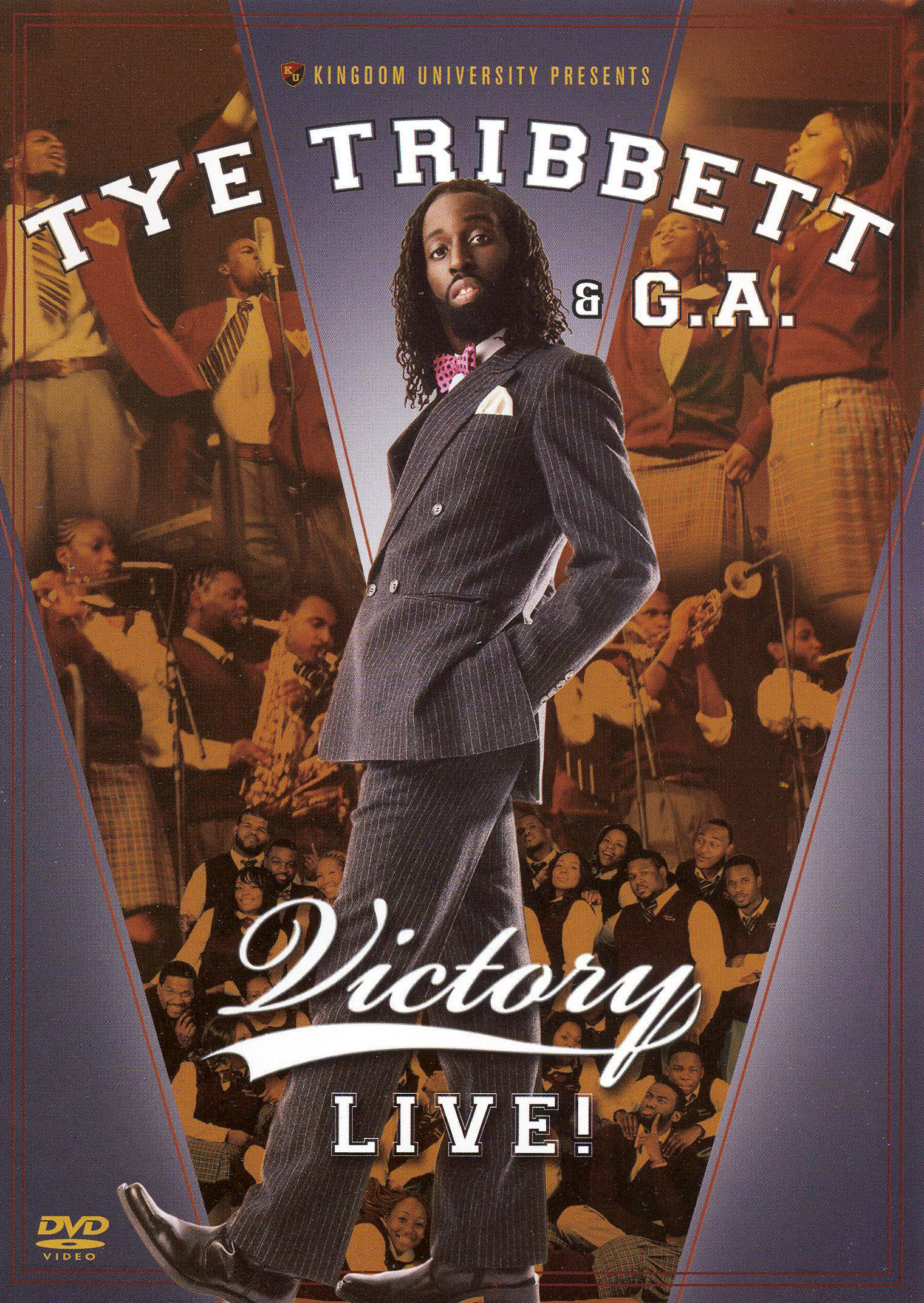 Tye Tribbett and G.A.: Victory Live!