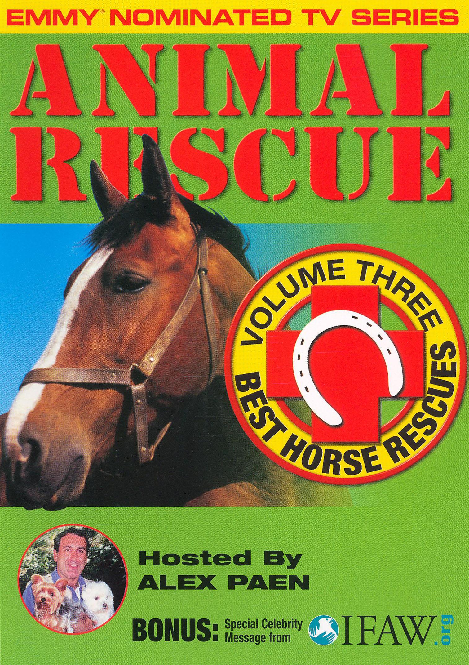 Animal Rescue, Vol. 3: Best Horse Rescue