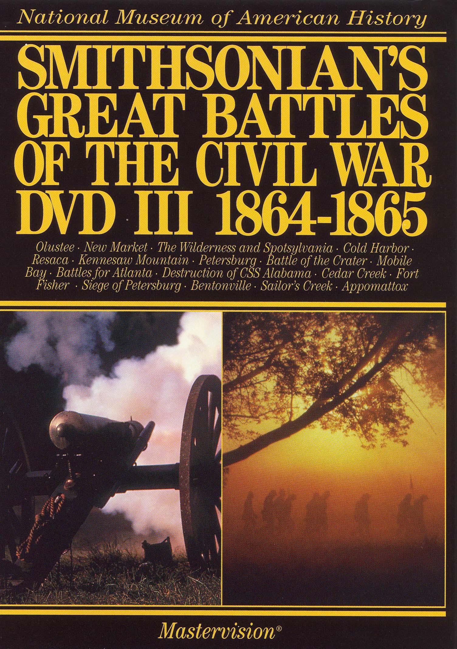 Smithsonian's Great Battles of the Civil War, Vol. 3