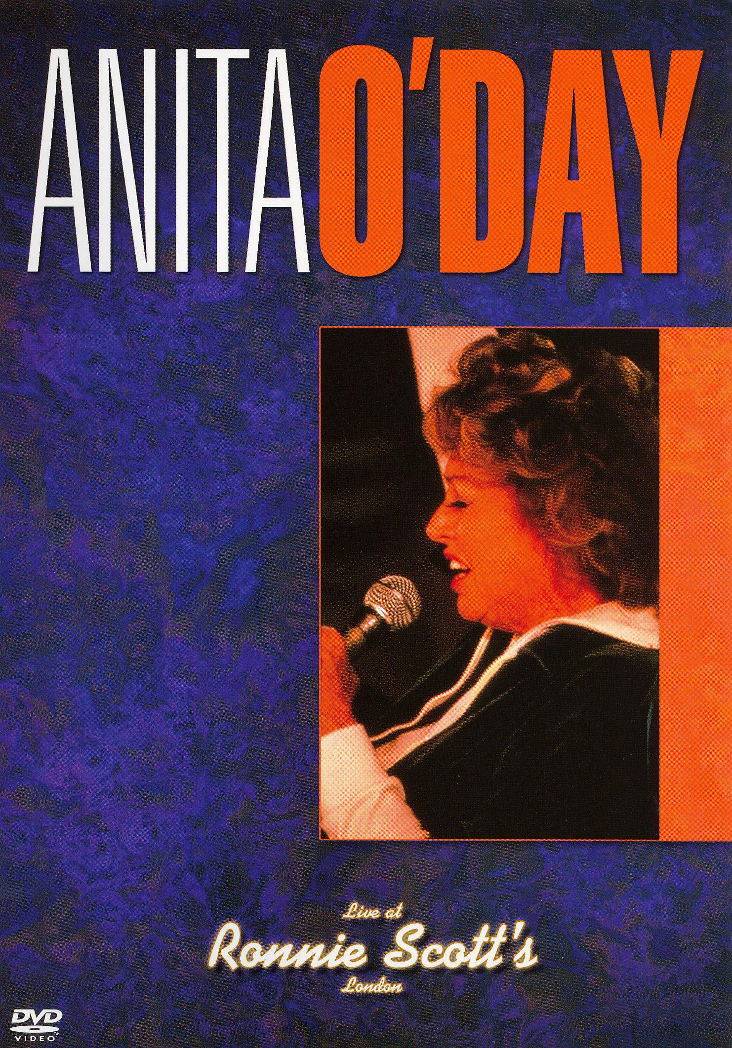 Anita O'Day: Live at Ronnie Scotts