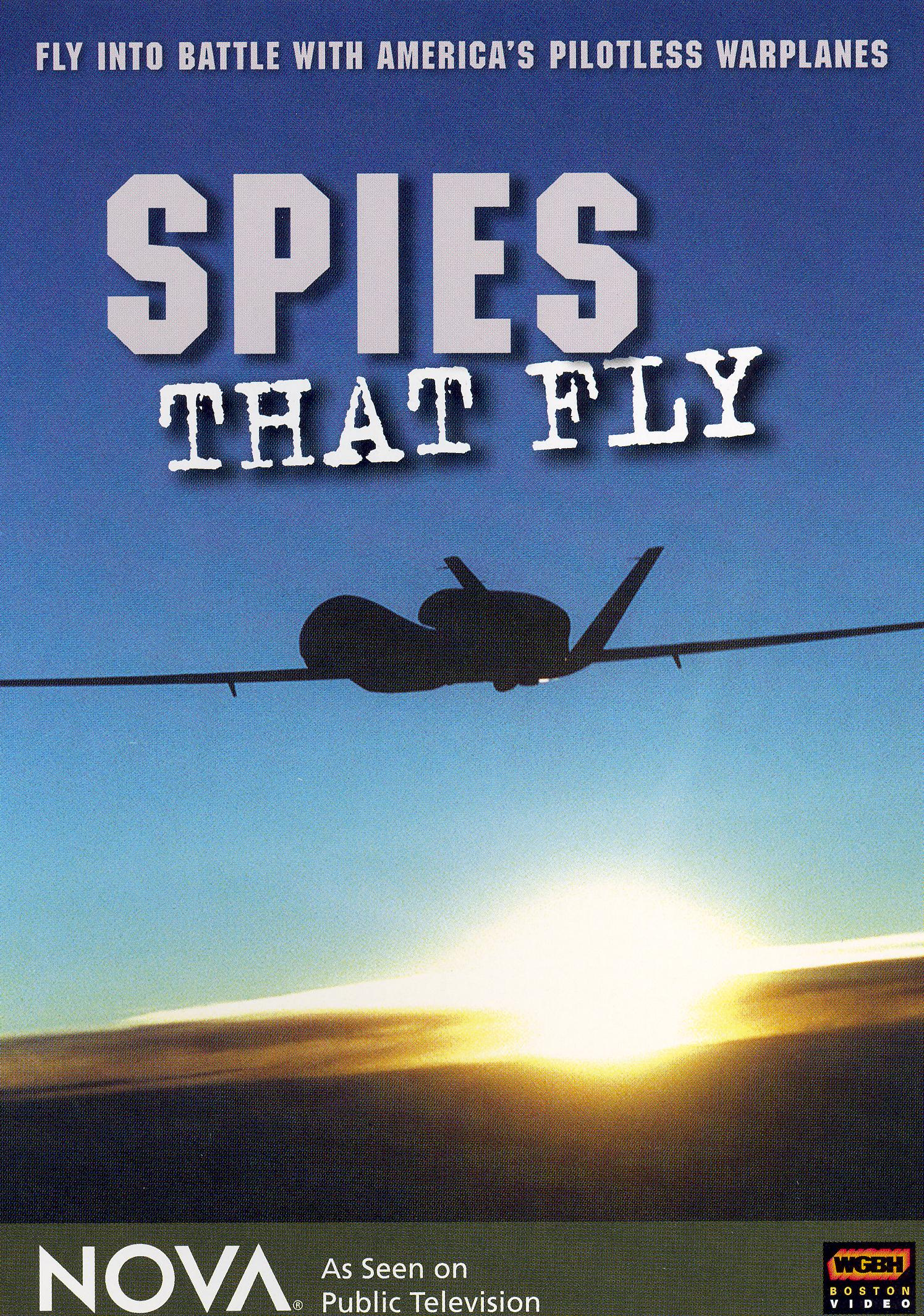 NOVA: Spies That Fly