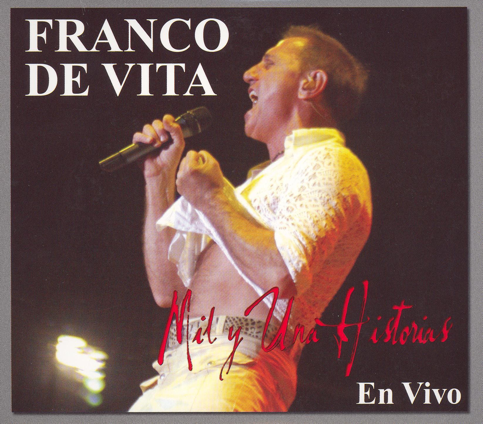 Franco de Vita... Live