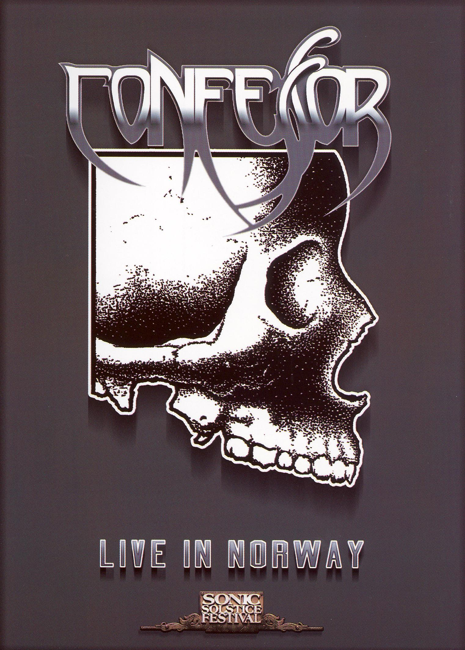 Confessor: Live in Norway
